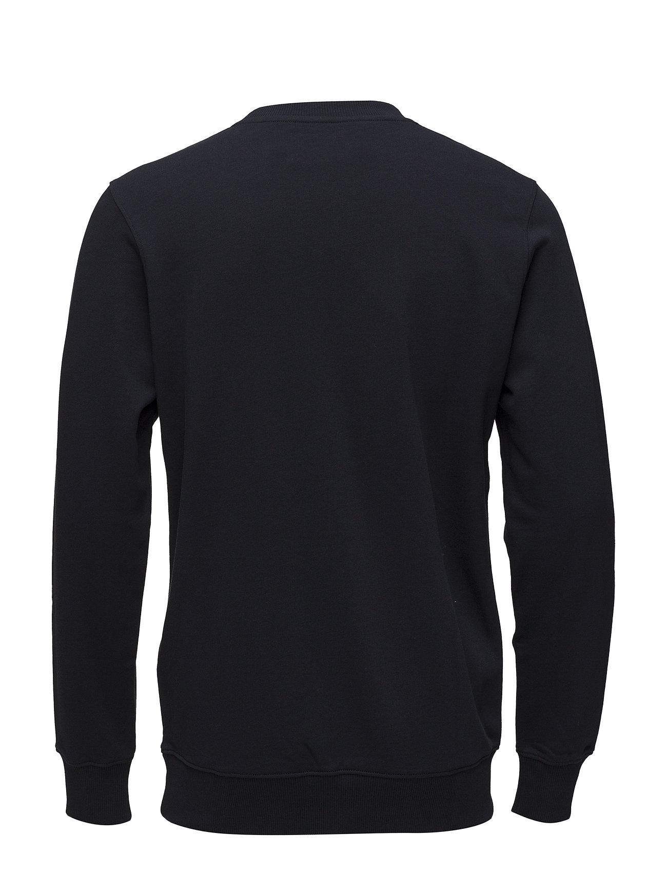 Jeans SkyLemonCalvin Institutional Klein Logo Sweatshirtnight OXkPZiu