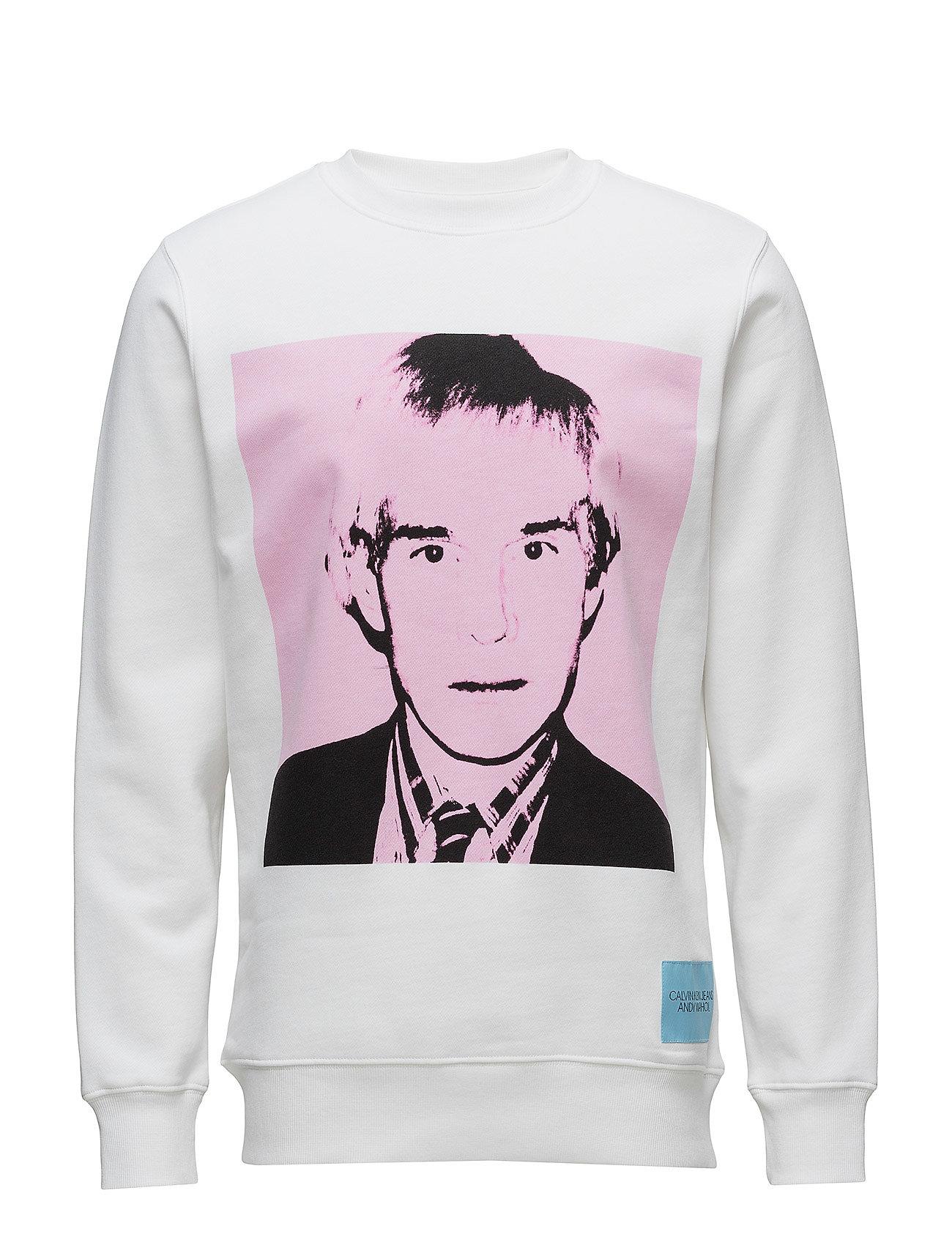 Cnbright Warhol Jeans WhitePinkCalvin Regular Klein Portrait pGMzqSUV