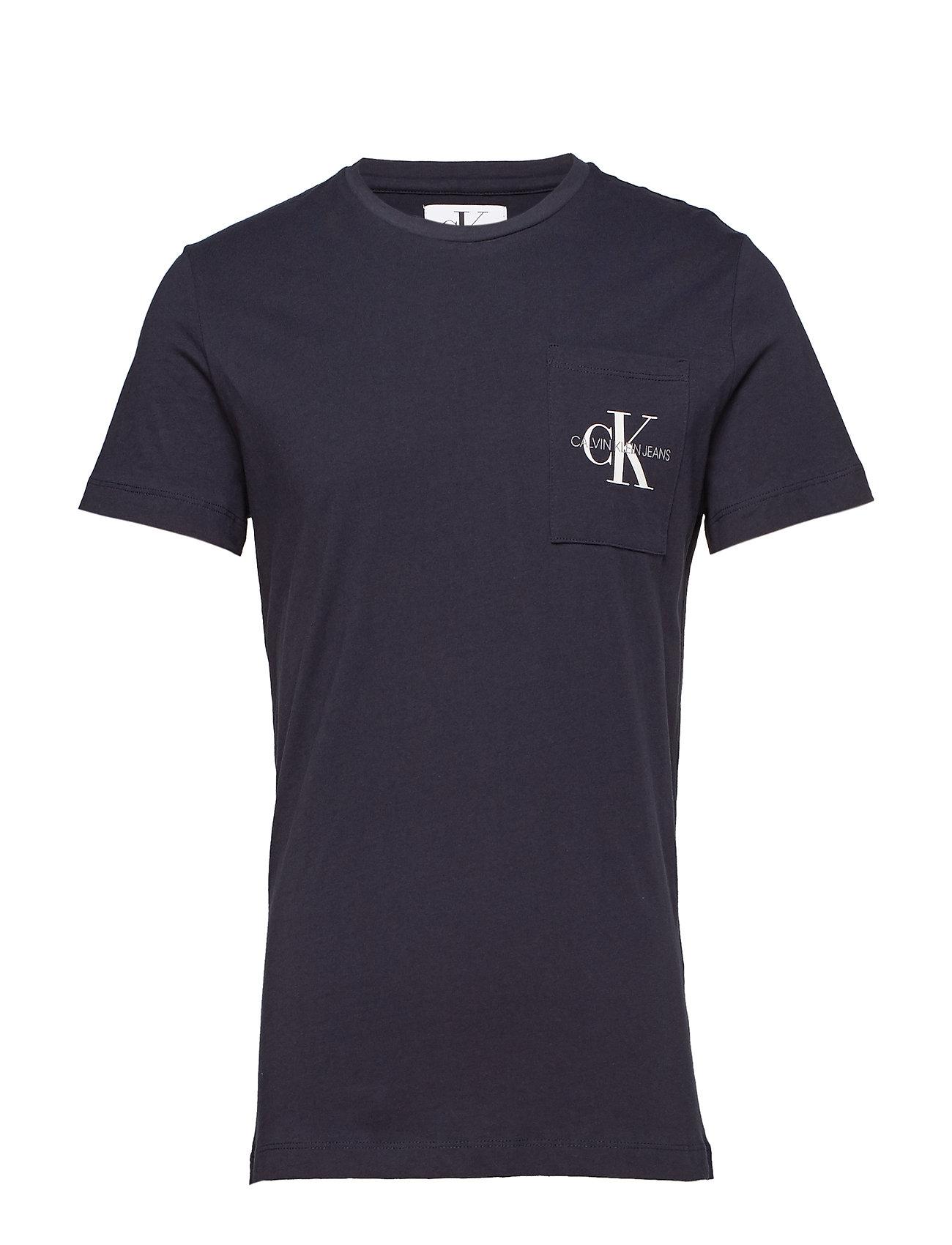 Klein Monogram Pocket SkyCalvin Jeans Slimnight rxstQhdC