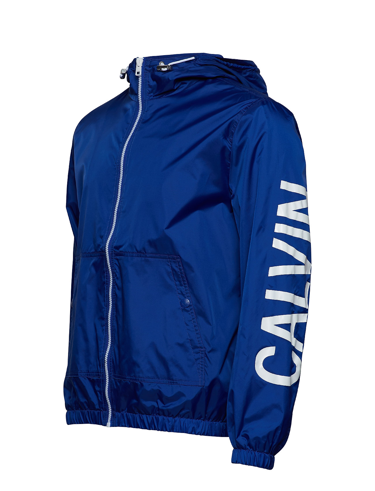 Zip Jacketsurf Jeans Up Klein WebCalvin The Nylon Hooded XOikuwZPT