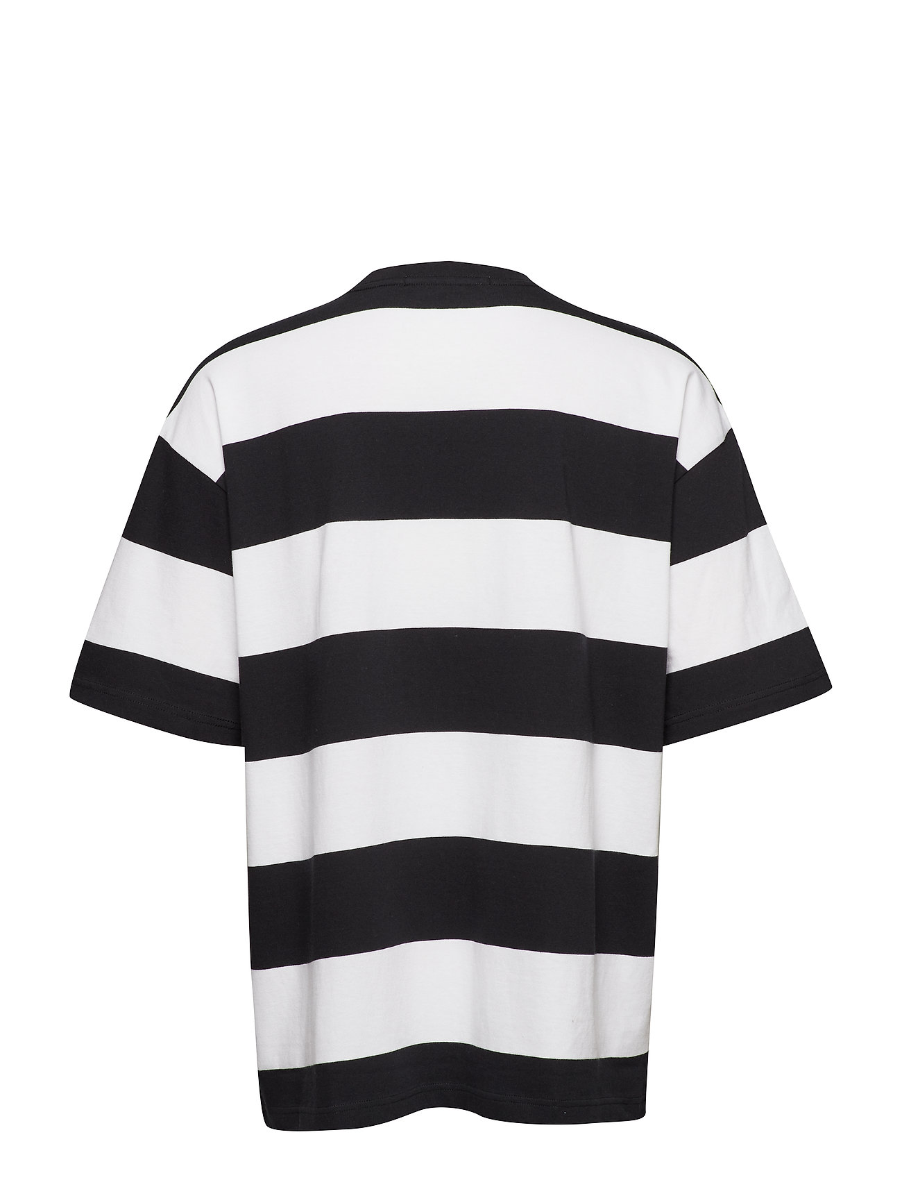 bright Jeans Wide Black Stripe Pocket Klein Tee7ck WhiteCalvin E2YDH9WIe