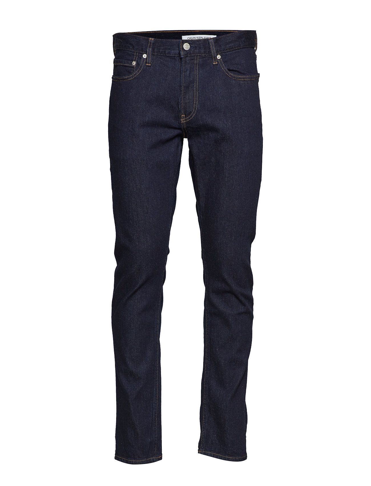 Calvin Klein Jeans CKJ 026 SLIM - RINSE WITH RED EMBROIDERY