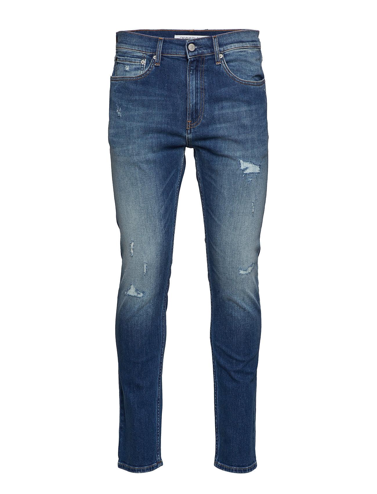 Skinnytartan BlueCalvin Klein Jeans Ckj 016 lcJTFK1