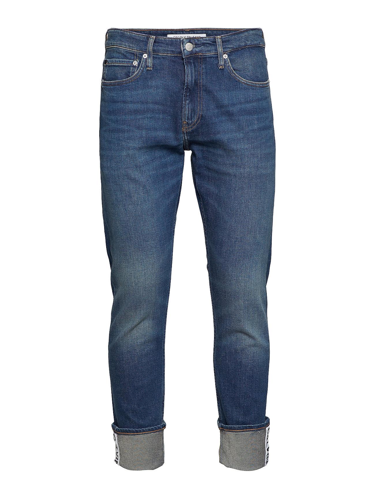 Calvin Klein Jeans CKJ 026 SLIM - APPALACHIOLA BLUE CUFF LOGO