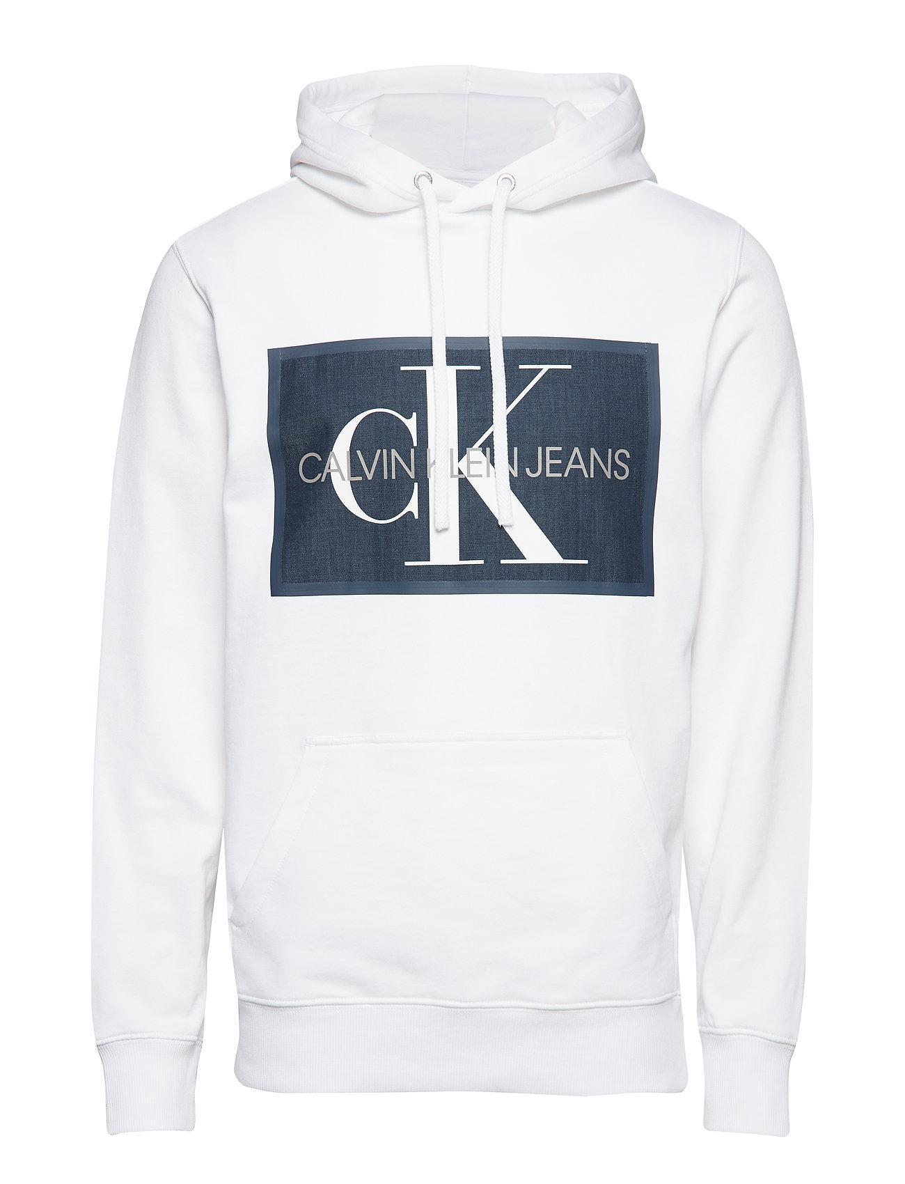 Chambray Klein Hobright WhiteCalvin Jeans Monogram drxBeCWo