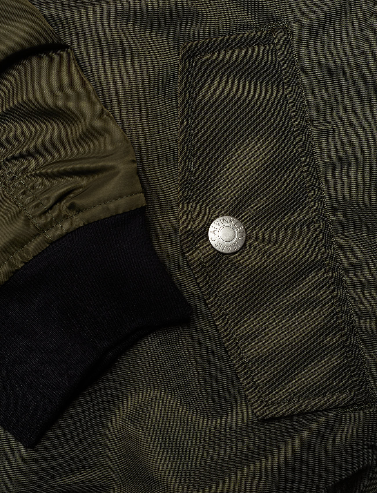 Magrape Klein Instit Jeans Hem LeafCalvin Logo UqVzGSMp