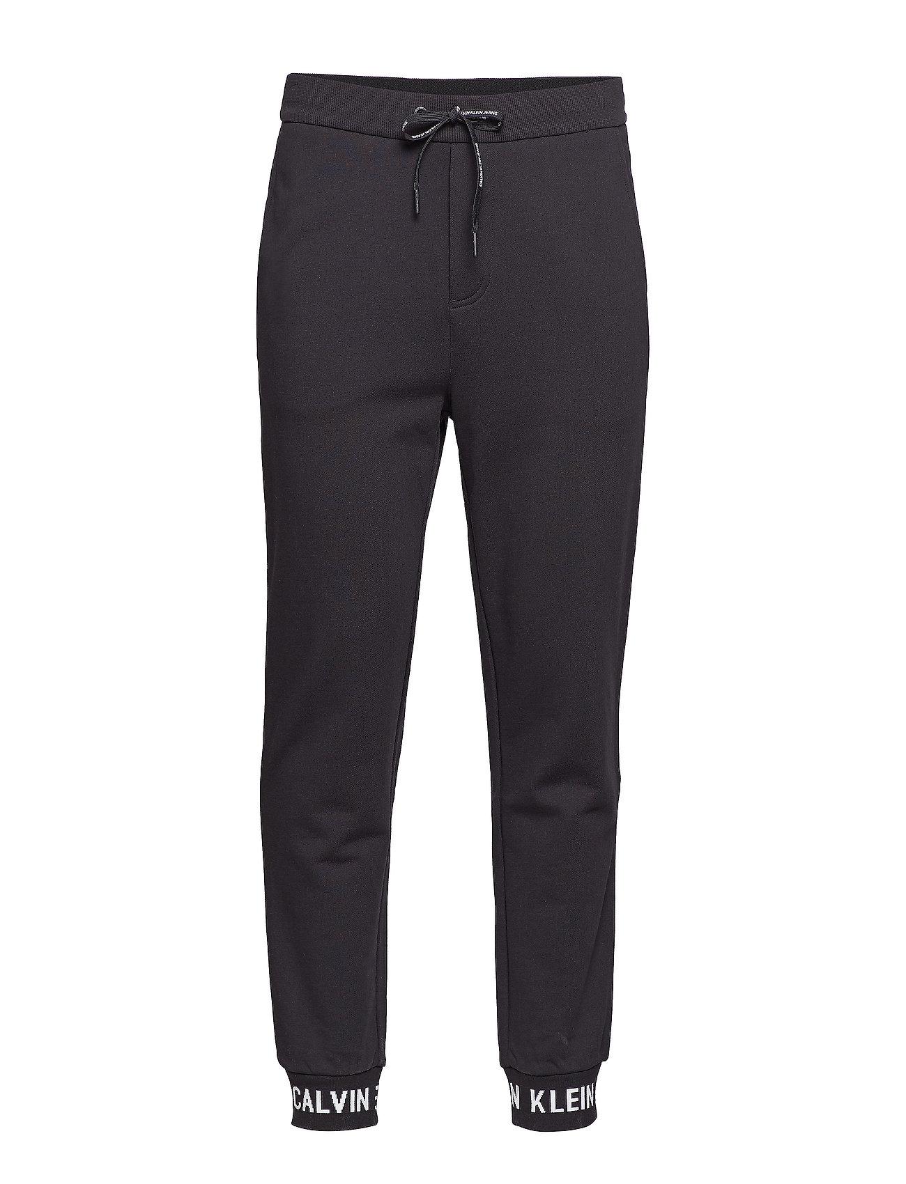 Calvin Klein Jeans HWK INSTIT LOGO CUFF - CK BLACK