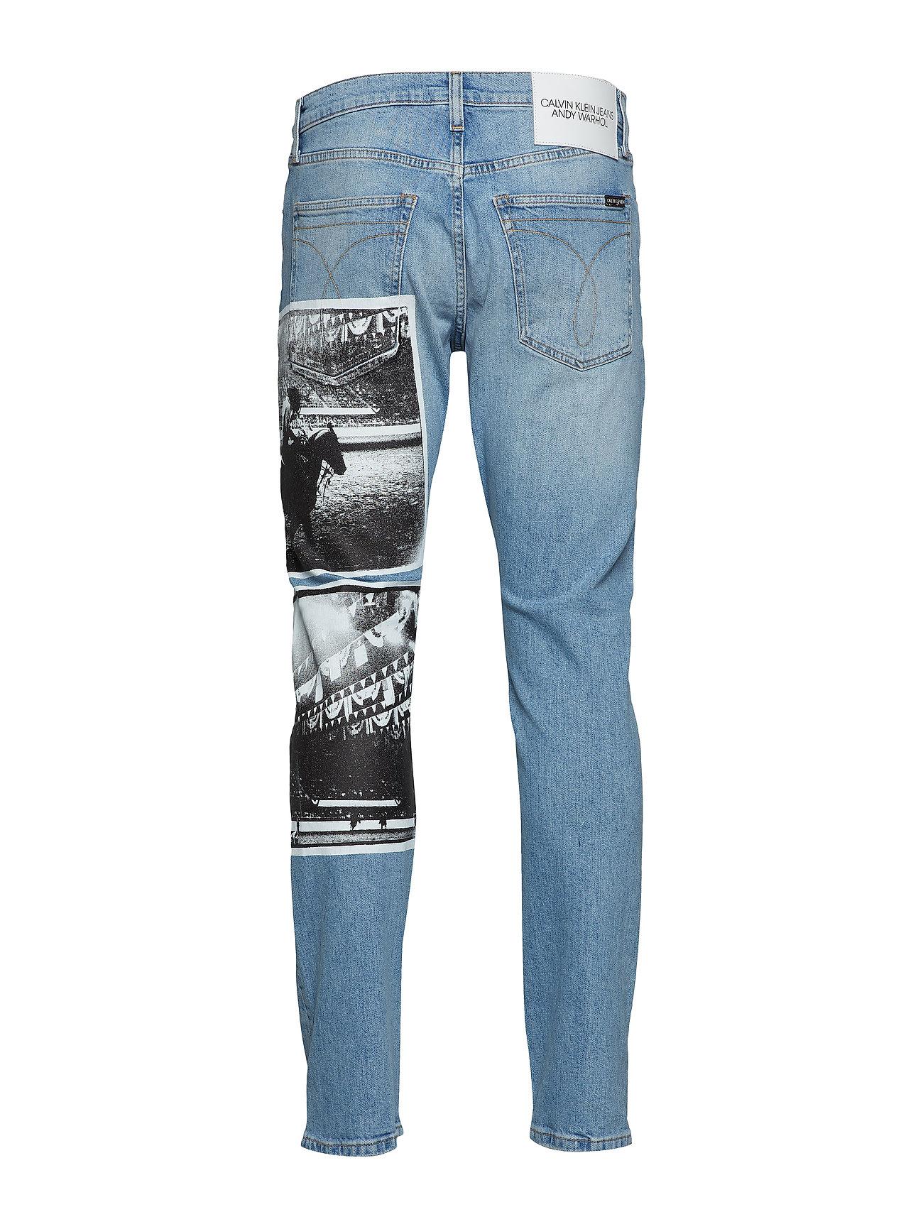 Jeans Ckj Klein 035 BlueCalvin Straightkind kOXiTZPu