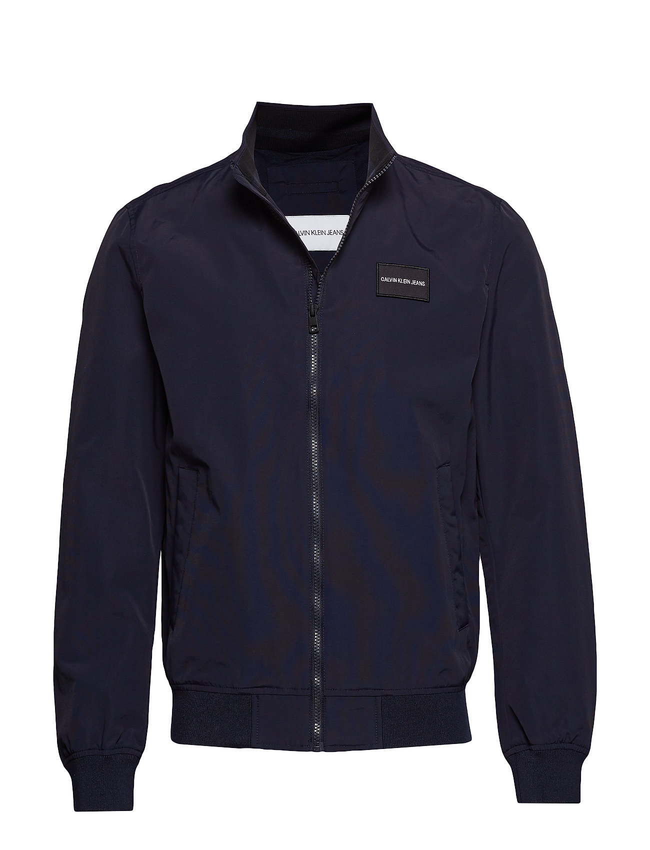 Calvin Klein Jeans ZIP-UP HARRINGTON - NIGHT SKY