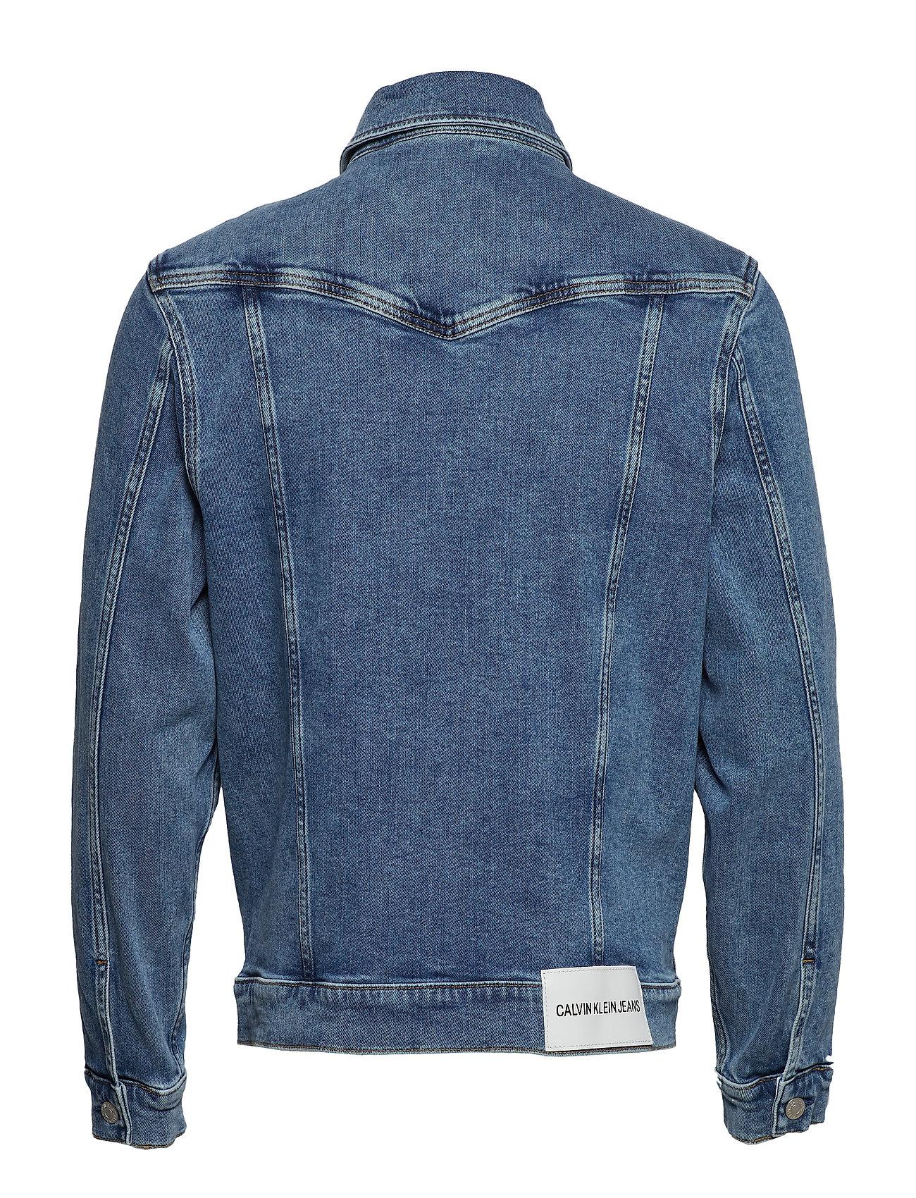 Mid BlueCalvin Deniaa042 Foundation Klein Jeans Slim iuOXPkZ