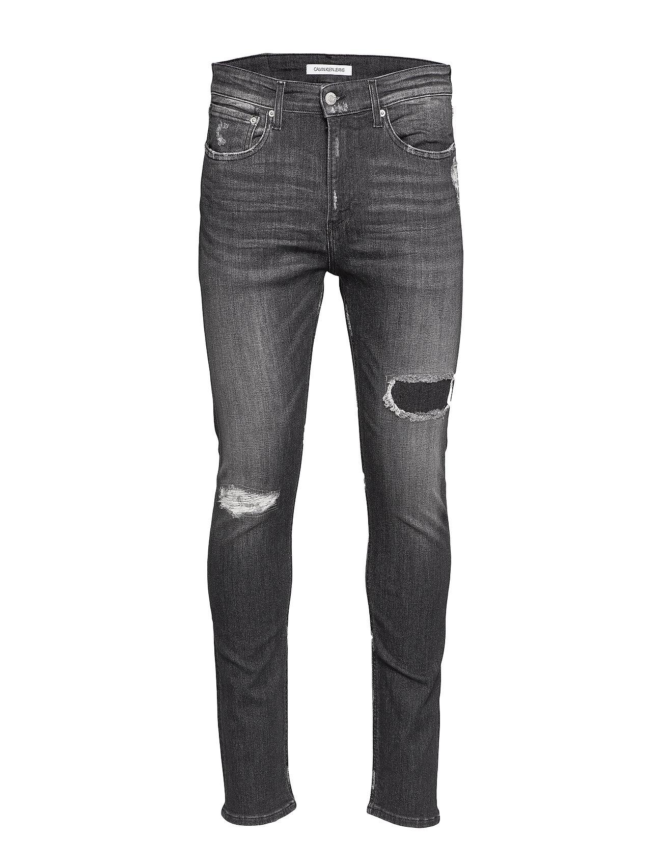 Calvin Klein Jeans CKJ 016 SKINNY - BA032 GREY DSTR