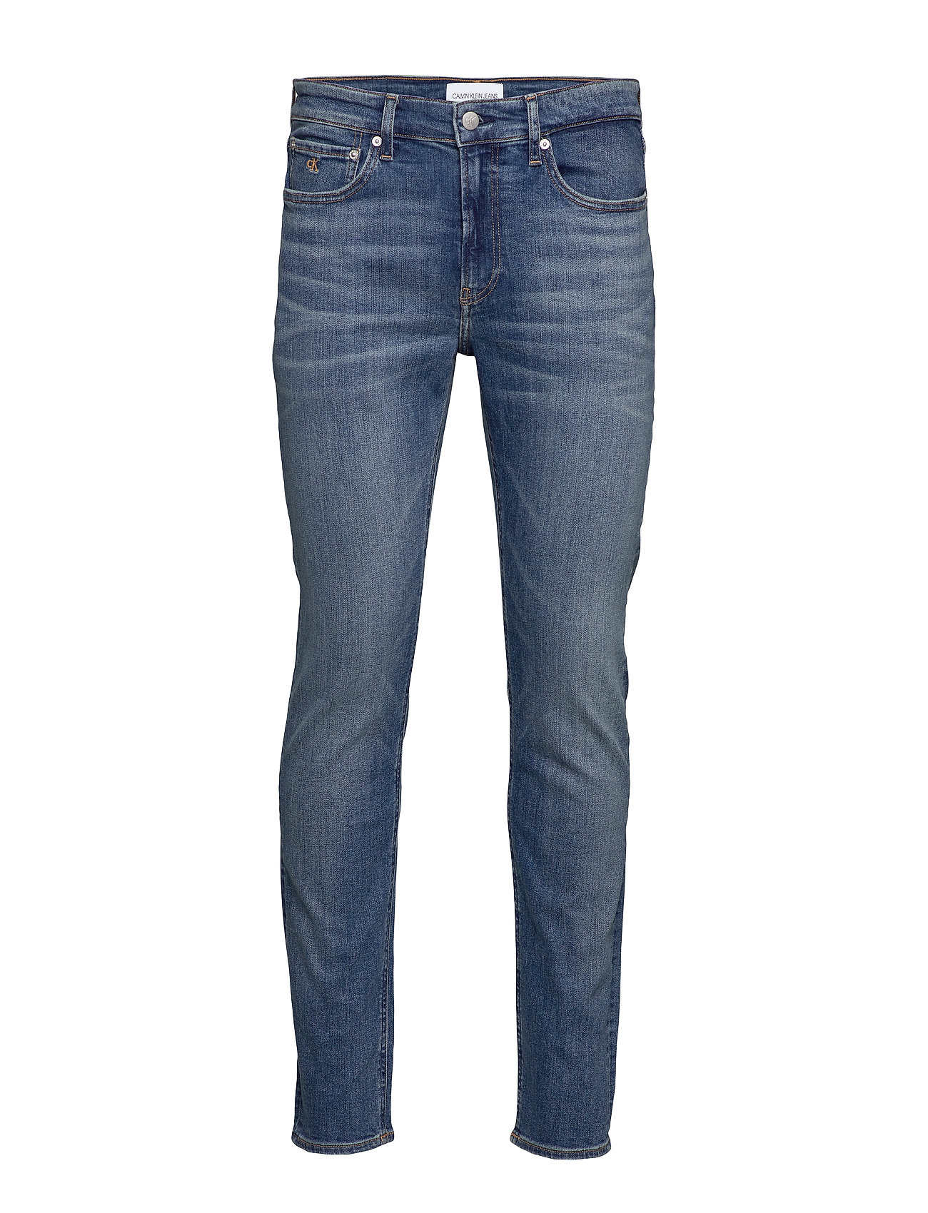 Calvin Klein Jeans CKJ 058 SLIM TAPER - CA109 DARK BLUE