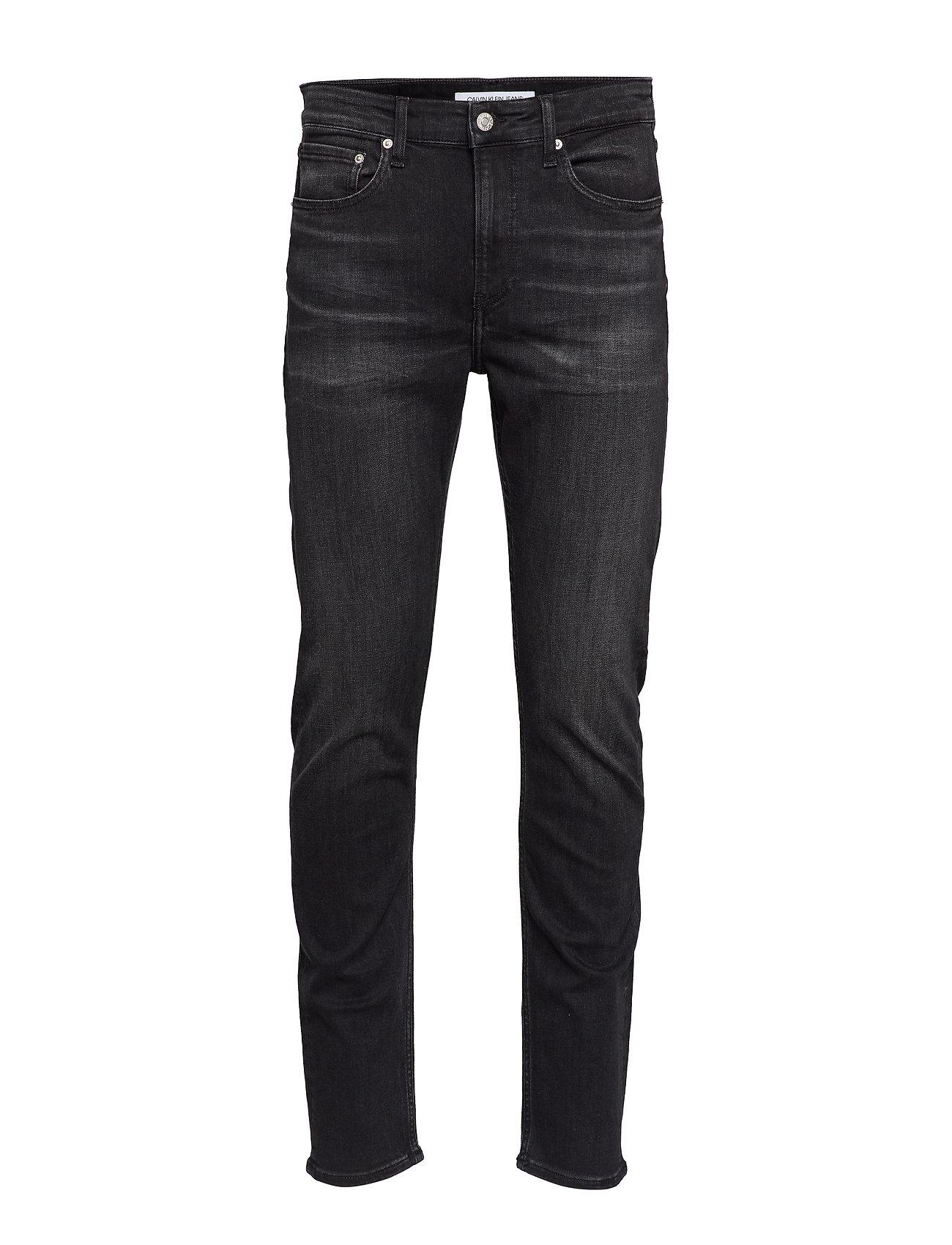 Calvin Klein Jeans CKJ 058 SLIM TAPER - BA119 BLACK