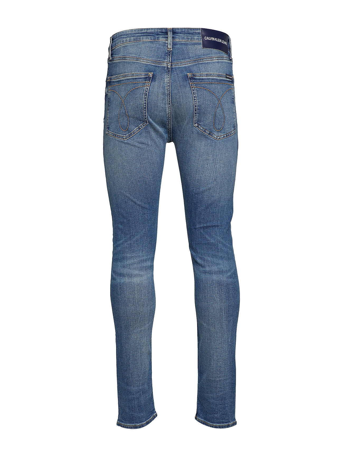 016 Jeans BlueCalvin Ckj Skinnyba124 Mid Klein jSMVUzqLpG