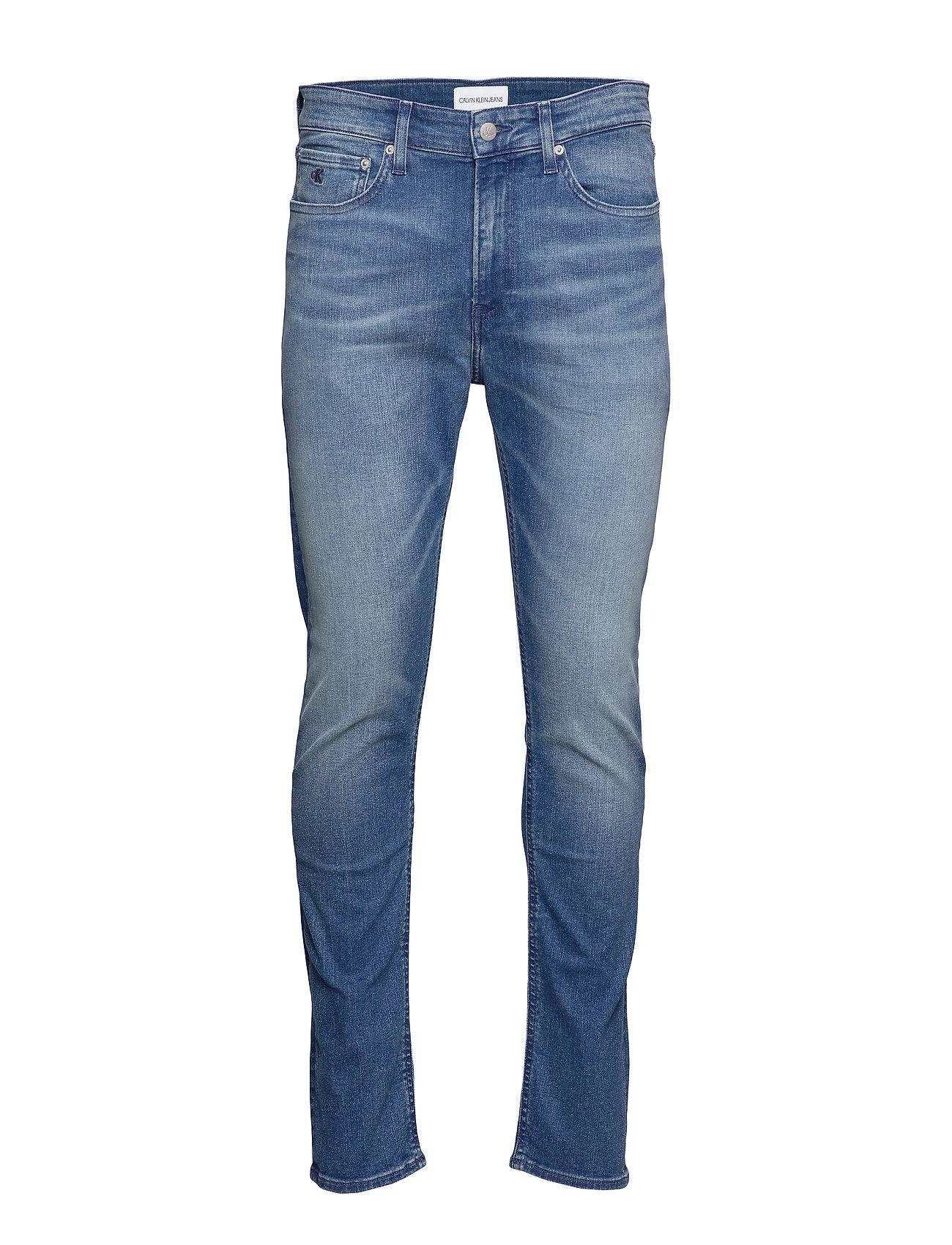 Calvin Klein Jeans CKJ 016 SKINNY - CA095 DARK BLUE