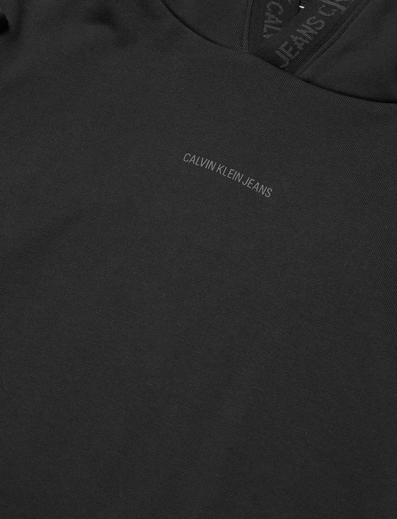 Calvin Klein Jeans - LOGO JACQUARD HOODIE - sweats à capuche - ck black - 2