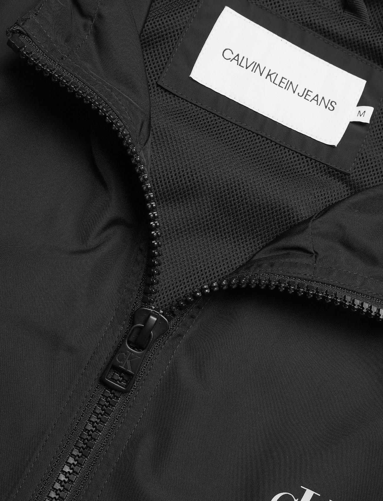 Calvin Klein Jeans - ESSENTIALS HOODED BOMBER - bomberjacks - ck black - 3