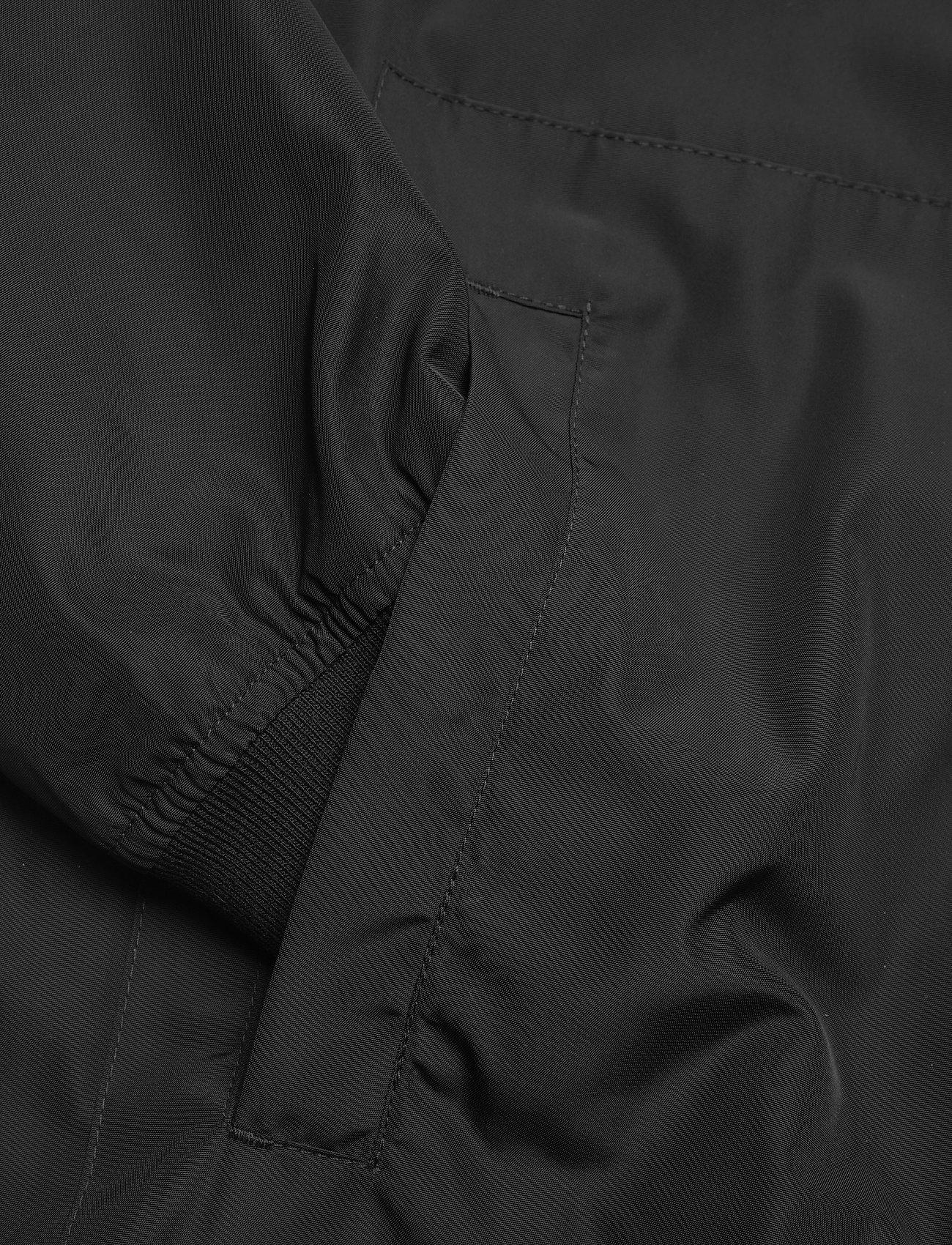 Calvin Klein Jeans - ESSENTIALS HOODED BOMBER - bomberjacks - ck black - 4