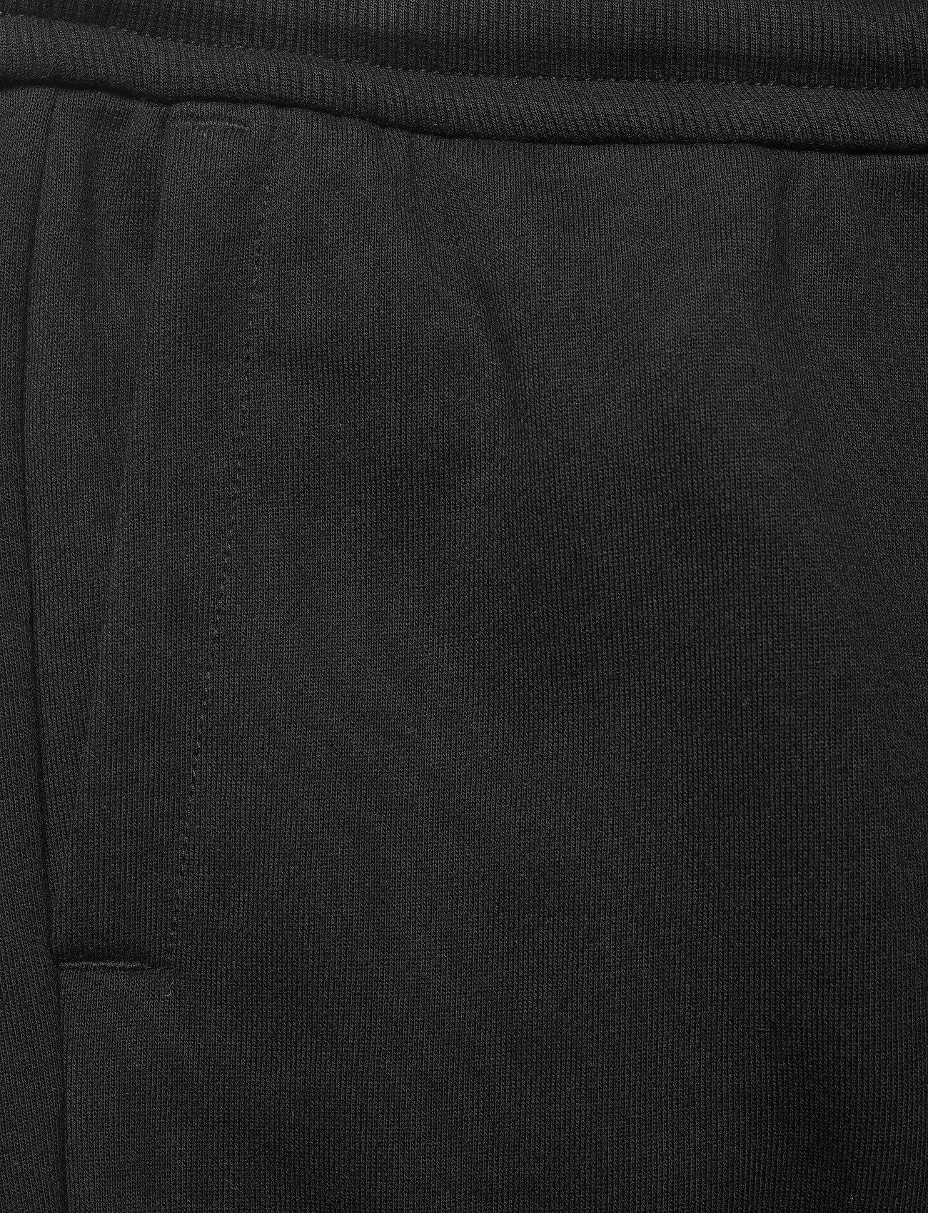 Calvin Klein Jeans - CARGO BADGE FLEECE PANT - cargobroek - ck black - 3