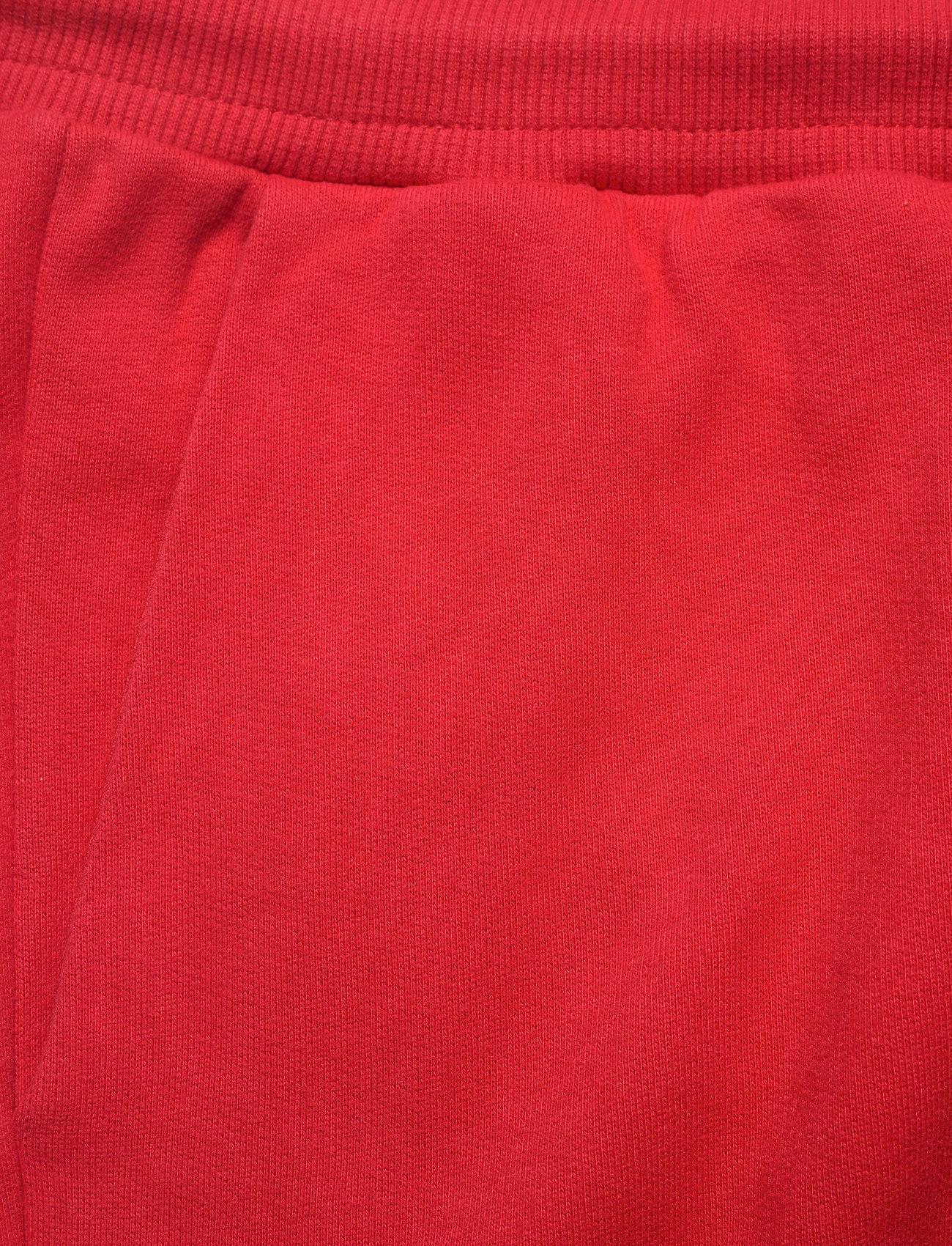 Calvin Klein Jeans - MONOGRAM JOG PANT - odzież - racing red - 2
