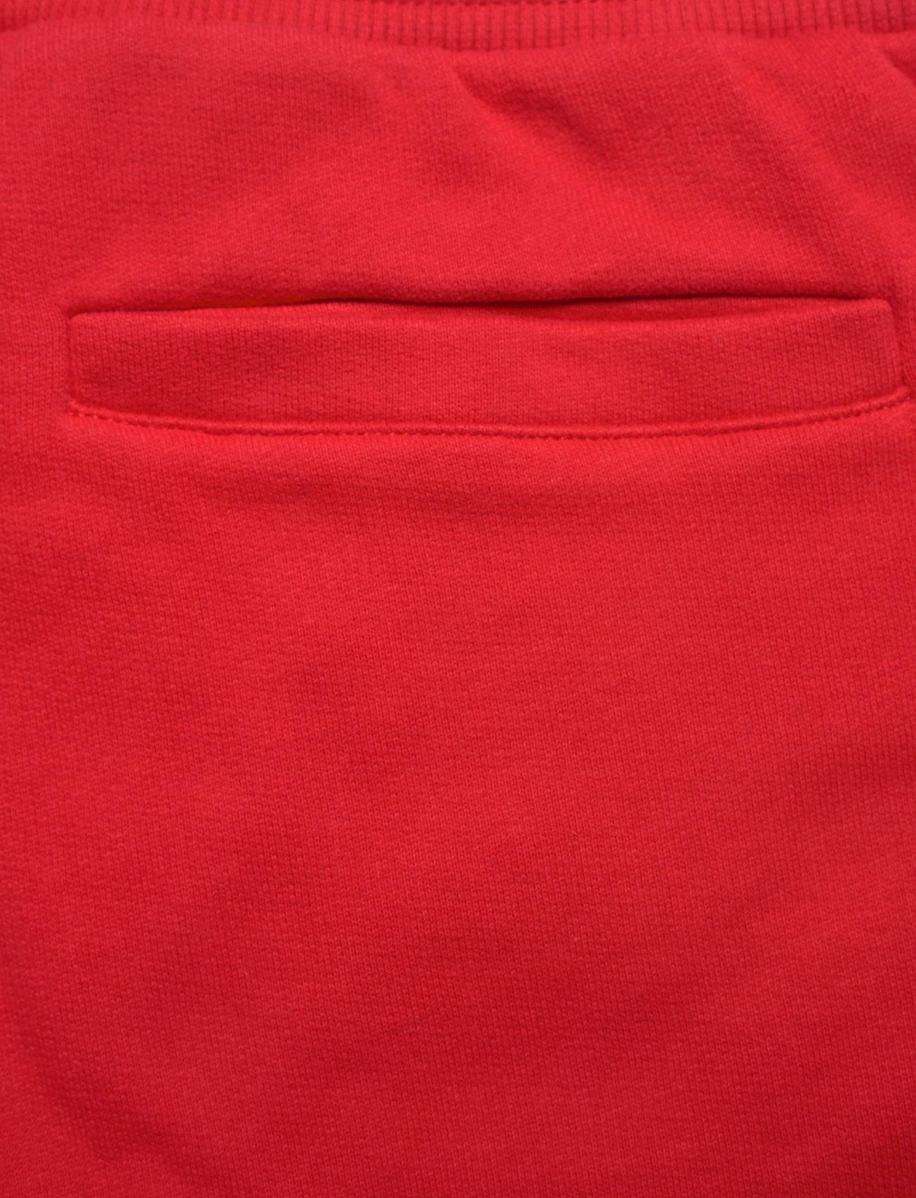 Calvin Klein Jeans - MONOGRAM JOG PANT - odzież - racing red - 4