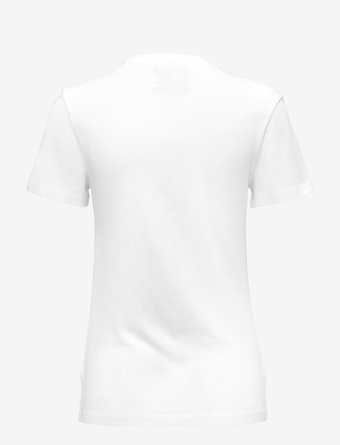 Calvin Klein Jeans - CORE MONOGRAM LOGO REGULAR FIT TEE - t-shirts - bright white - 1