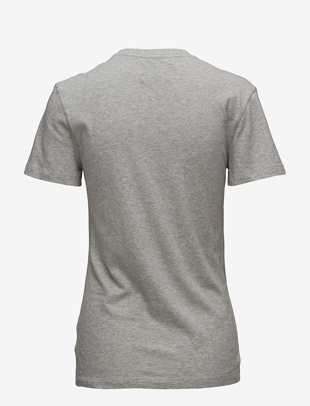 Calvin Klein Jeans - CORE MONOGRAM LOGO REGULAR FIT TEE - t-shirts - light grey heather - 1