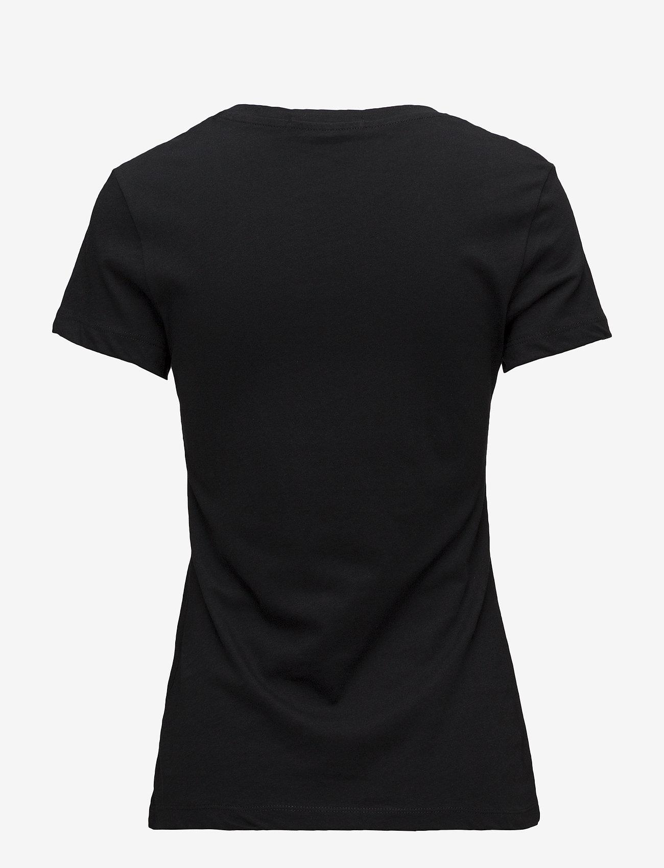 Calvin Klein Jeans - CORE INSTITUTIONAL L - logo t-shirts - ck black