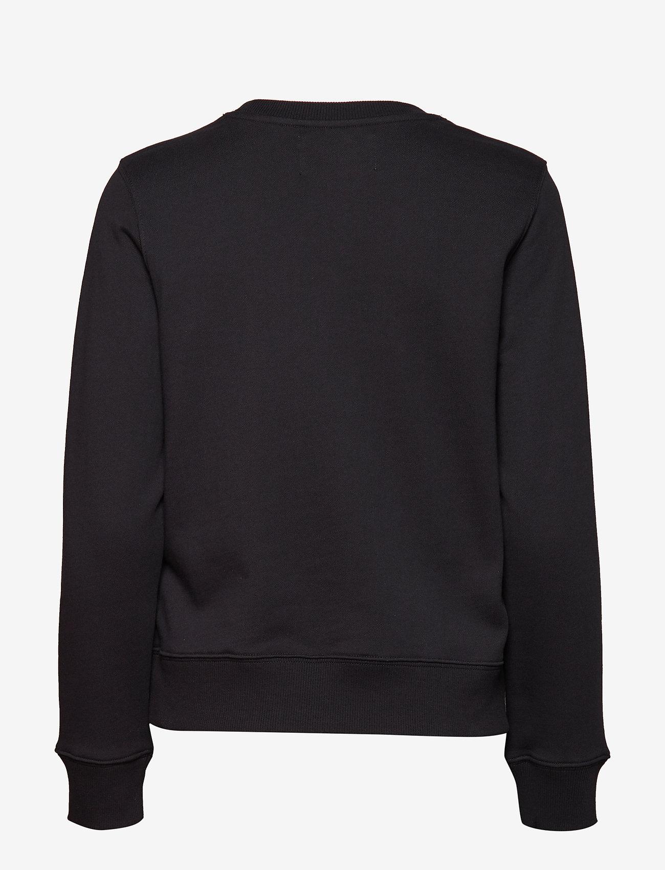 Calvin Klein Jeans - INSTITUTIONAL CORE L - sweatshirts - ck black - 1