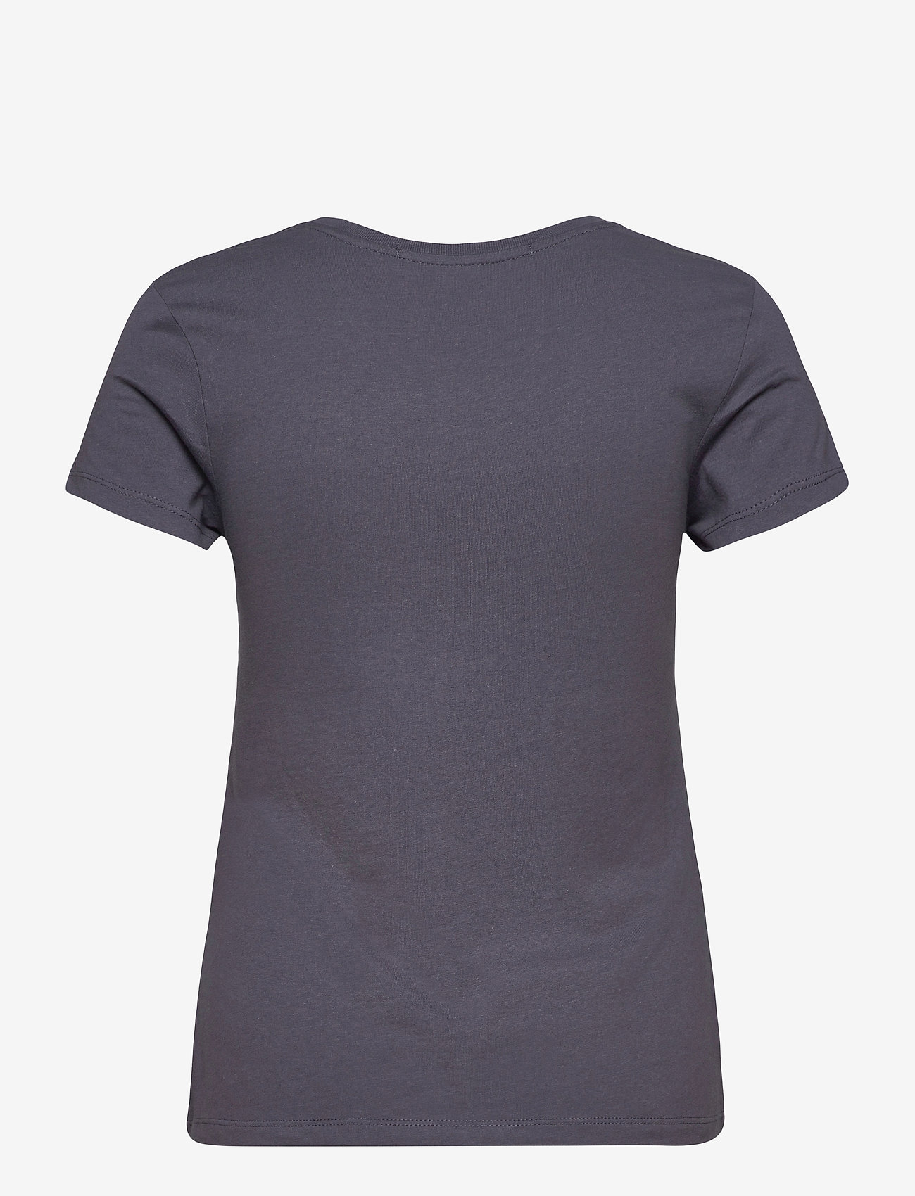 Calvin Klein Jeans - INSTITUTIONAL LOGO SLIM FIT TEE - t-shirts - abstract grey - 1