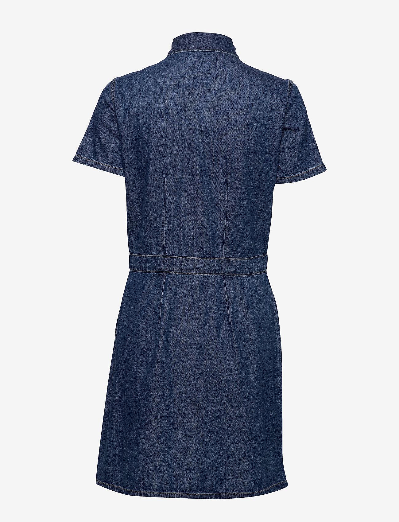 Calvin Klein Jeans Modern Shirt Dress - Dresses
