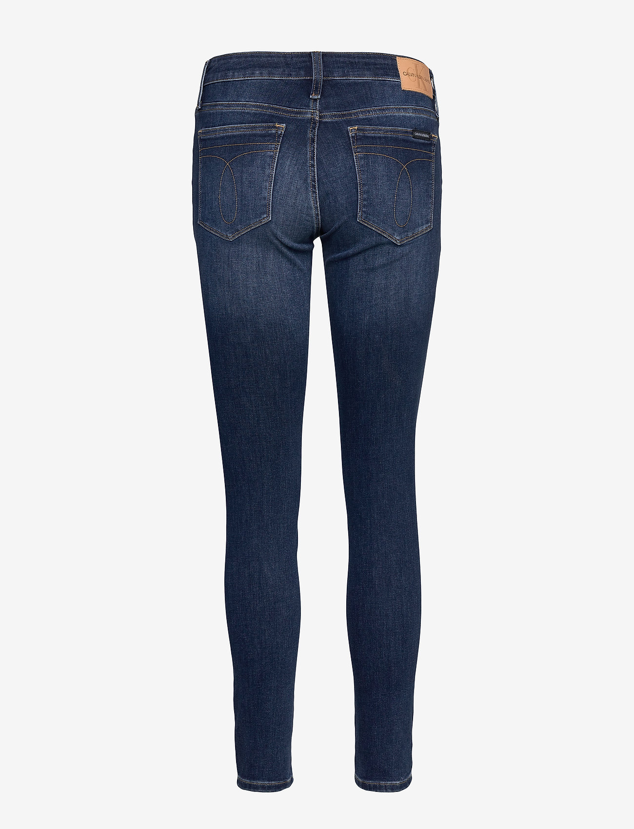 Calvin Klein Jeans - CKJ 011 MID RISE SKINNY - skinny jeans - zz001 mid blue - 1