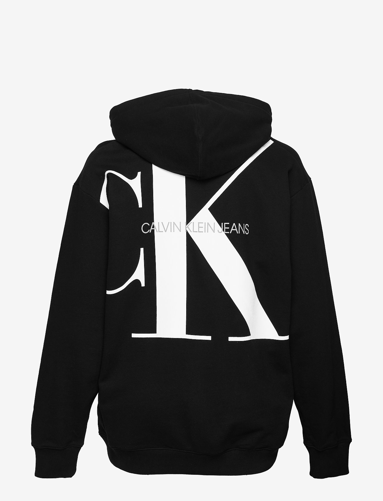 Calvin Klein Jeans Plus Large Ck Oversized Hoodie - Sweatshirts