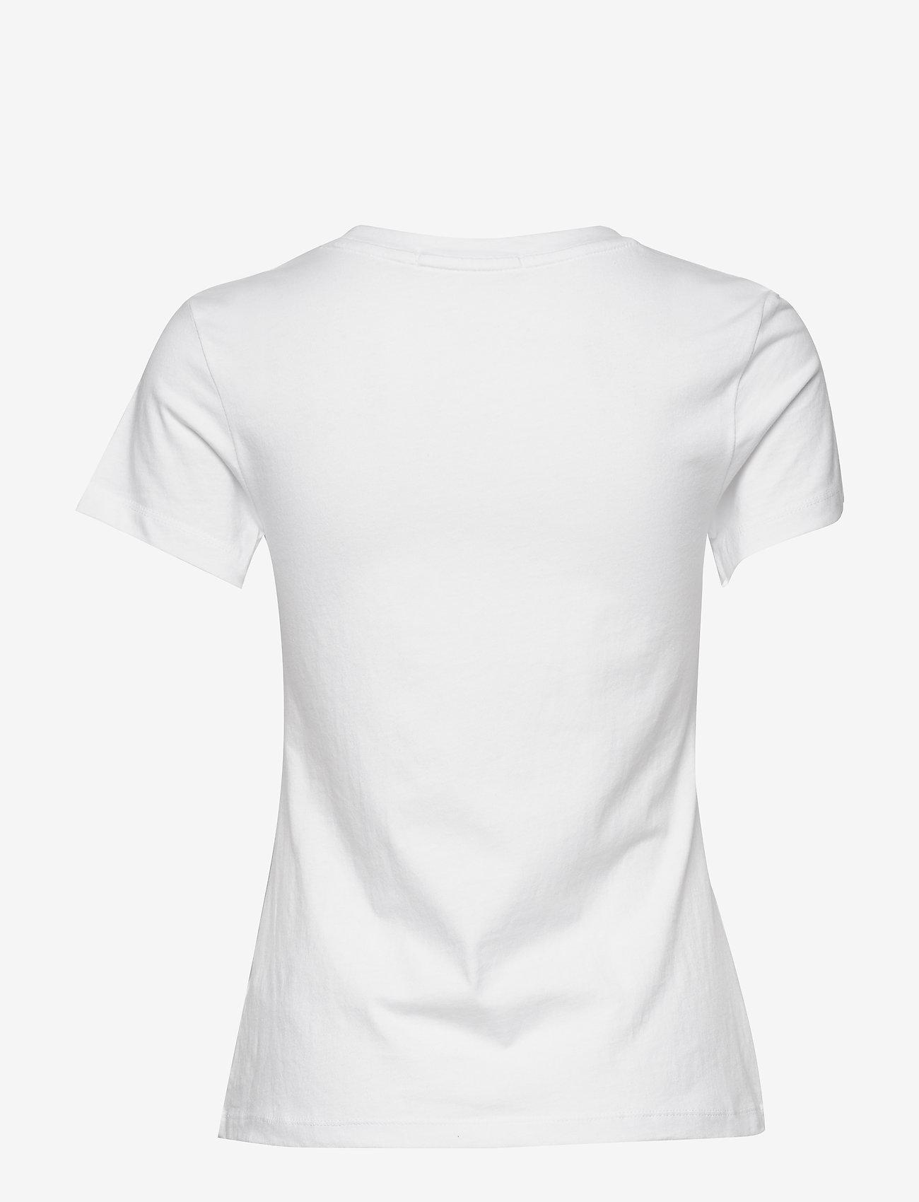 2 Pack Slim T-shirt (Keepsake Pink / Bright White) - Calvin Klein Jeans qmfLLu
