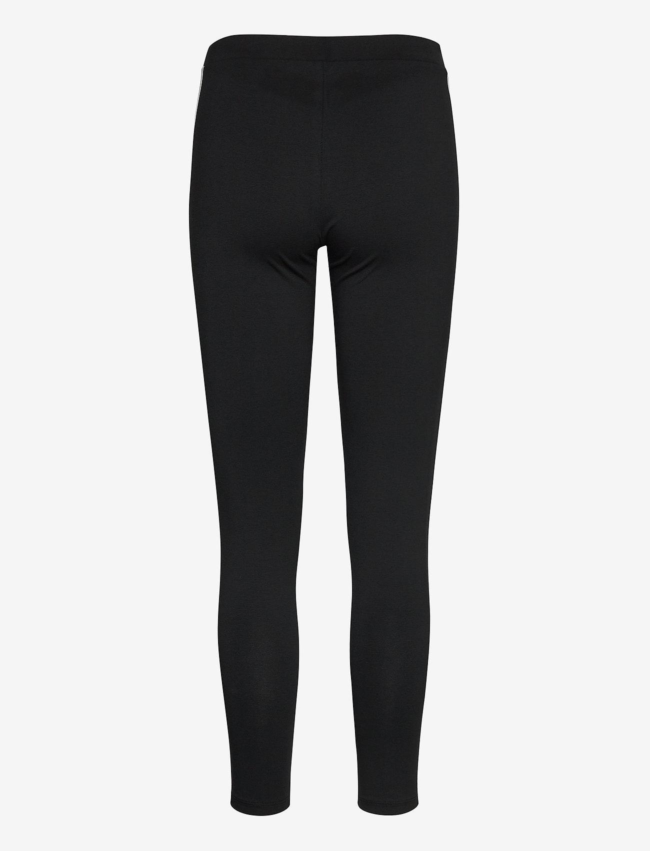 Calvin Klein Jeans - MESH TAPE LOGO LEGGING - ck black - 1