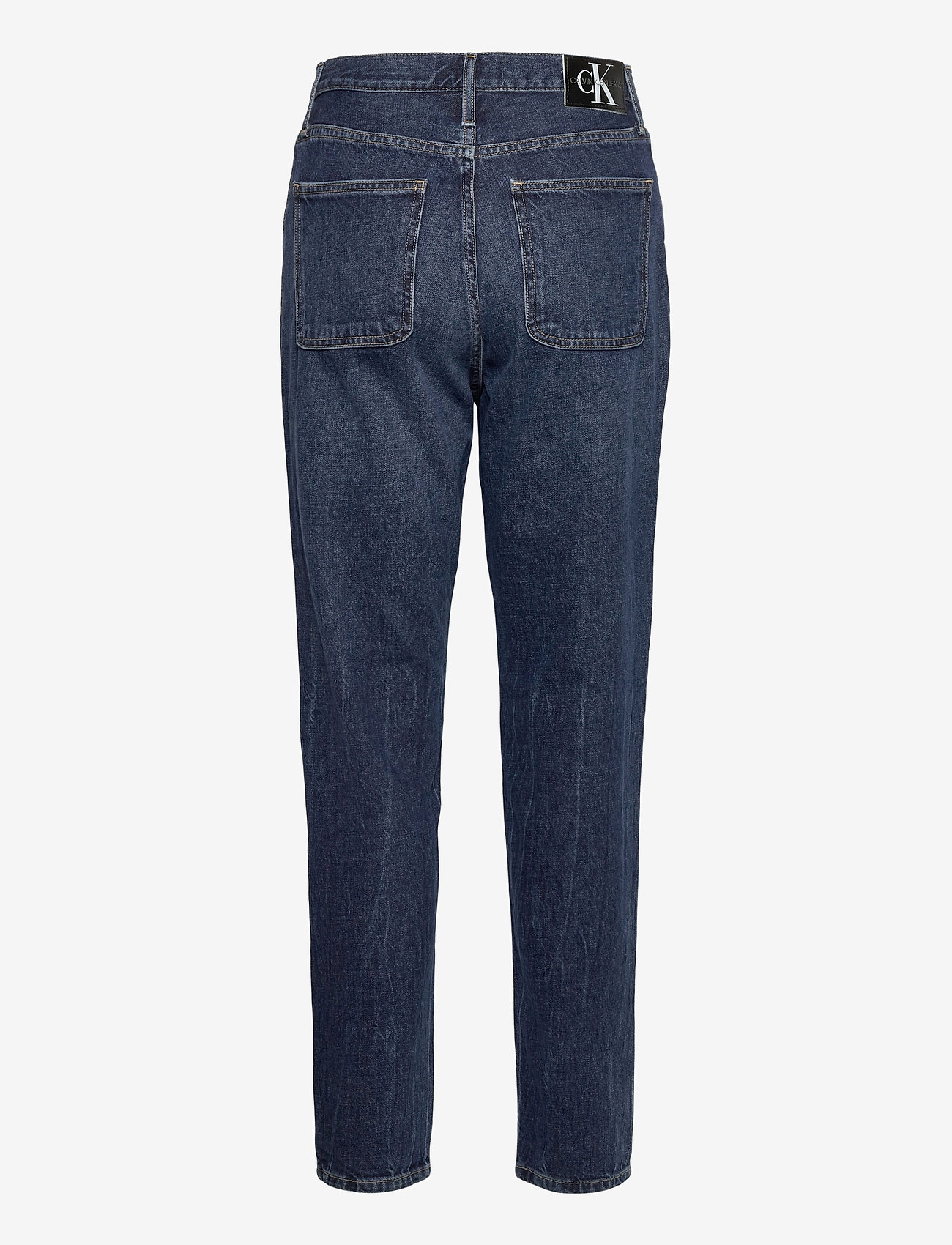 Calvin Klein Jeans - MOM JEAN - straight jeans - bb139 - dark blue utility - 1