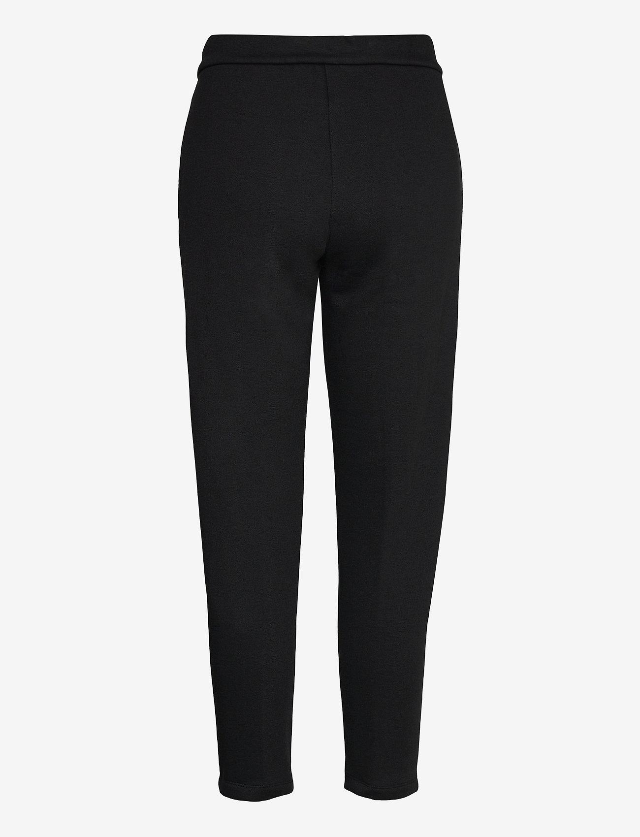 Calvin Klein Jeans - SHINY RAISED INST JOG PANT - sweatpants - ck black - 1