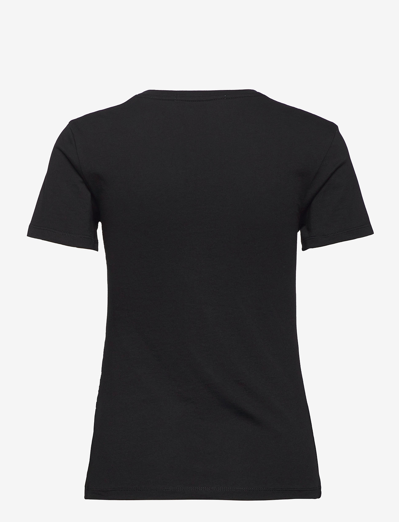Calvin Klein Jeans - GOLD MONOGRAM TEE - t-shirts - ck black - 1
