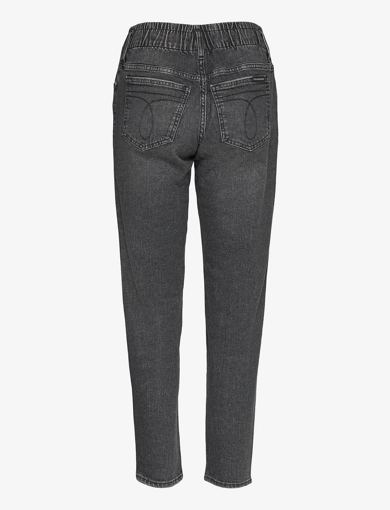 Calvin Klein Jeans - MOM JEAN - mom-jeans - denim grey - 1