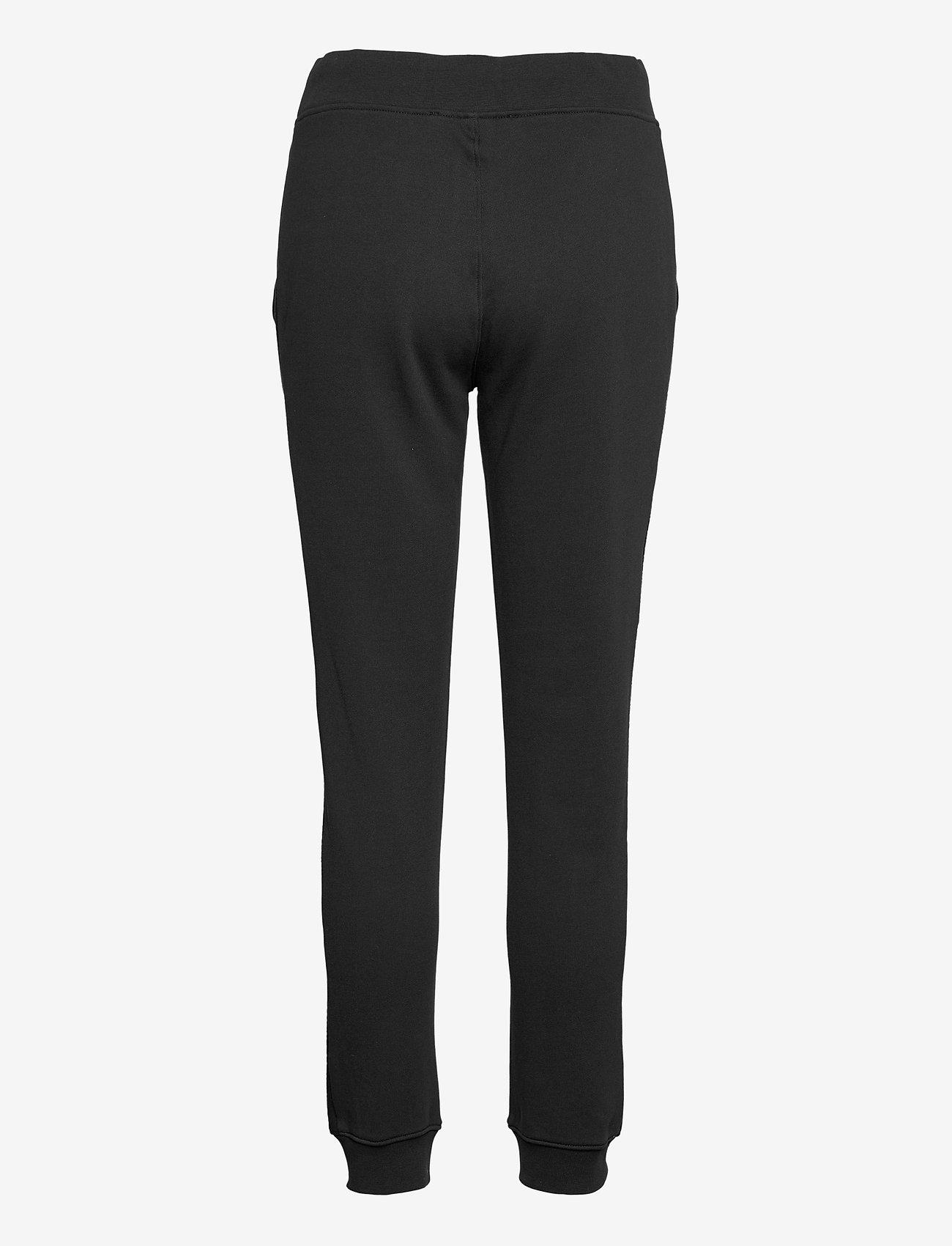 Calvin Klein Jeans - LOGO TRIM JOGGING PANT - klær - ck black - 1