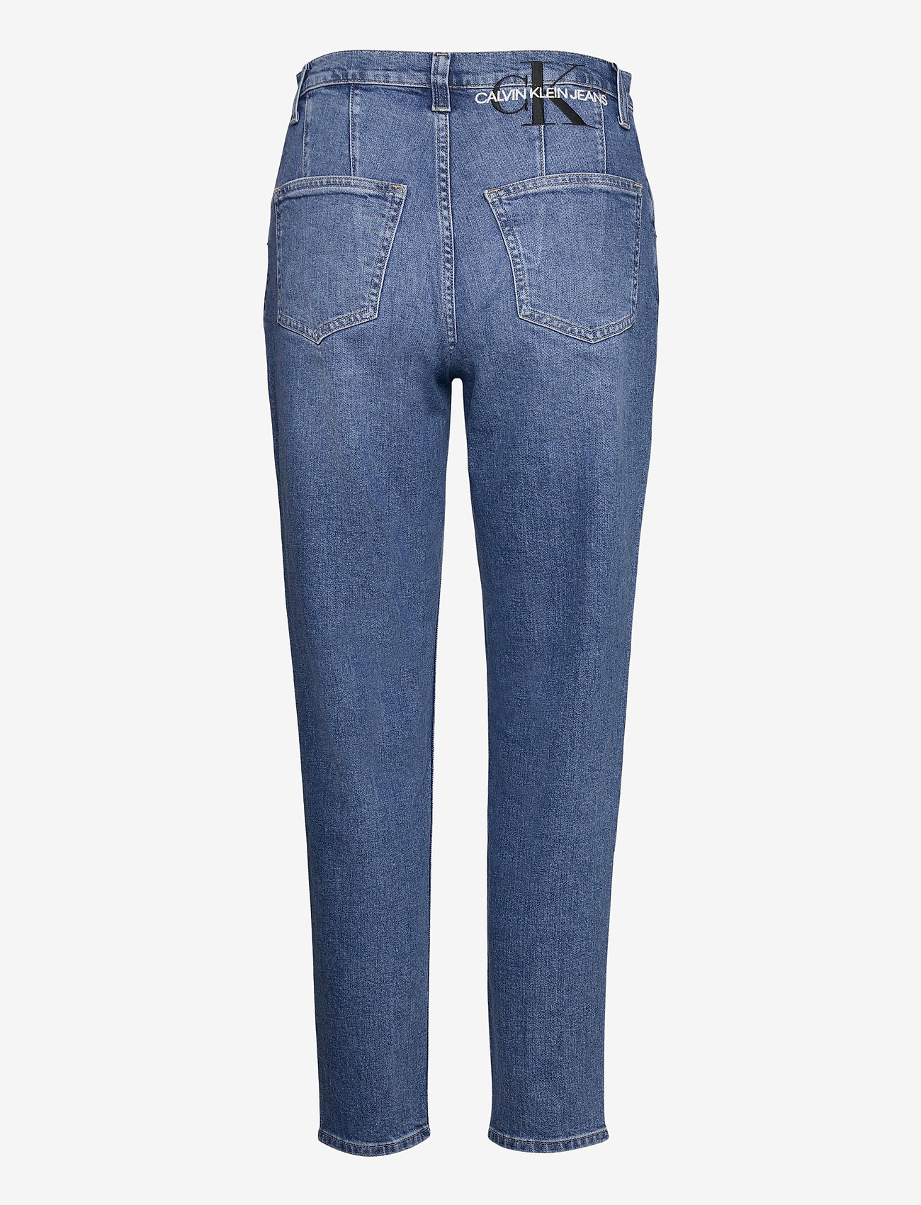 Calvin Klein Jeans - MOM JEAN - mammajeans - denim medium - 1