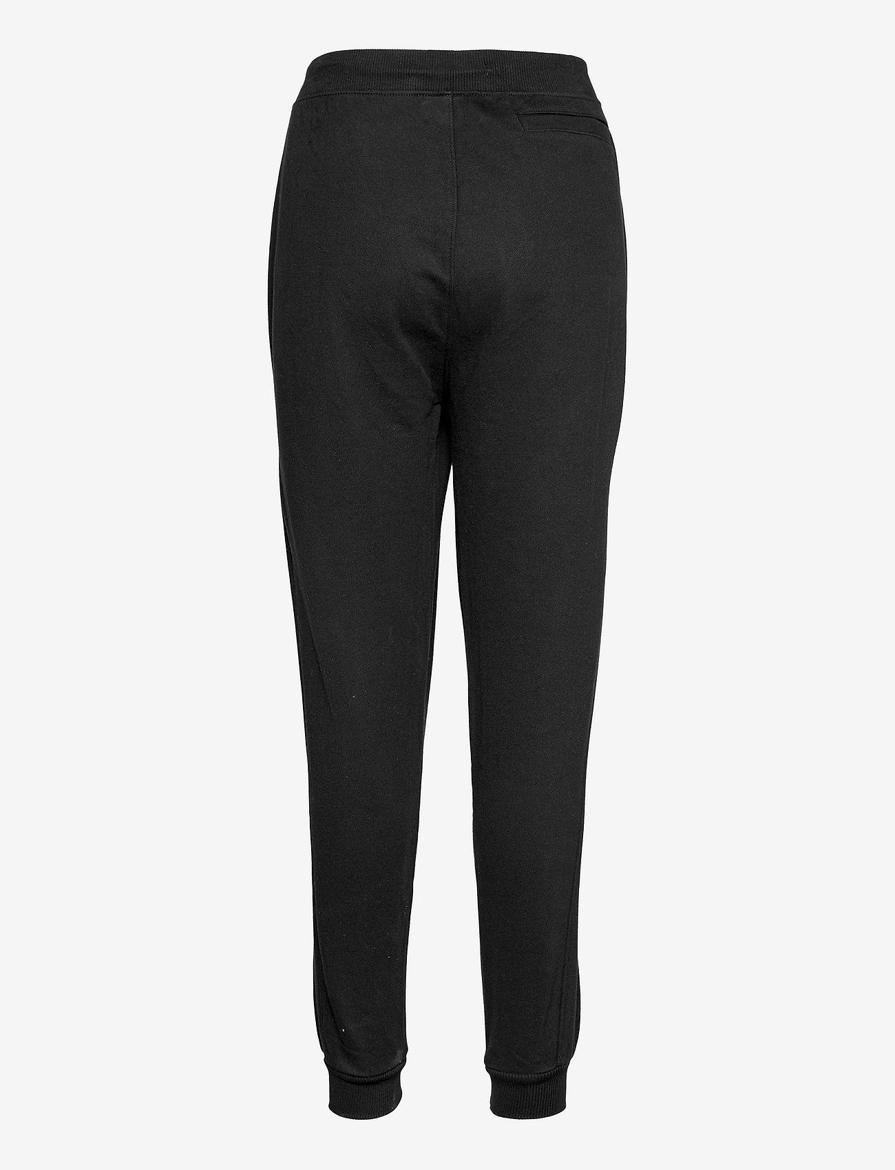 Calvin Klein Jeans - PLUS MICRO BRANDING JOGGING PANT - tøj - ck black - 1