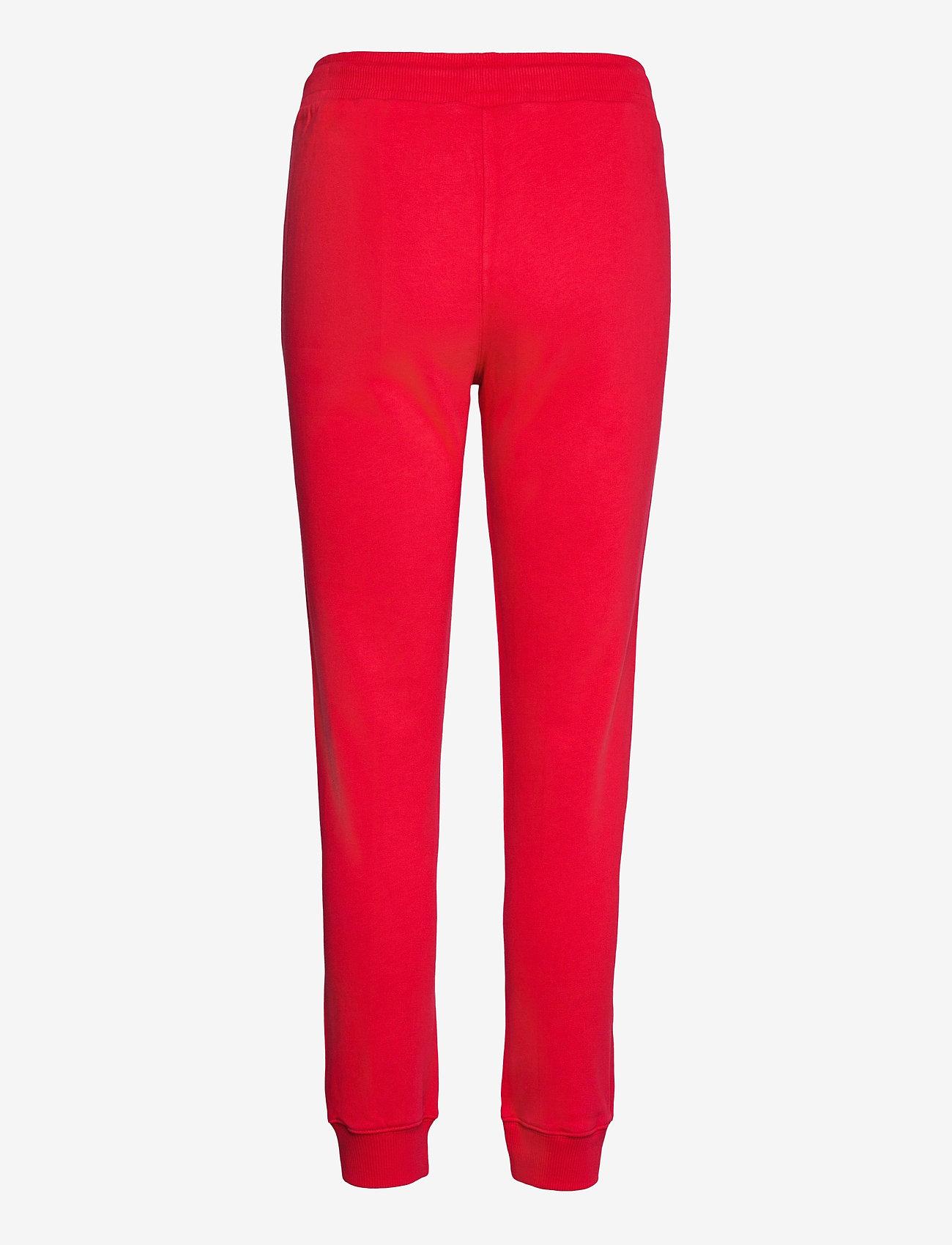 Calvin Klein Jeans - MONOGRAM JOG PANT - sweatpants - racing red - 1