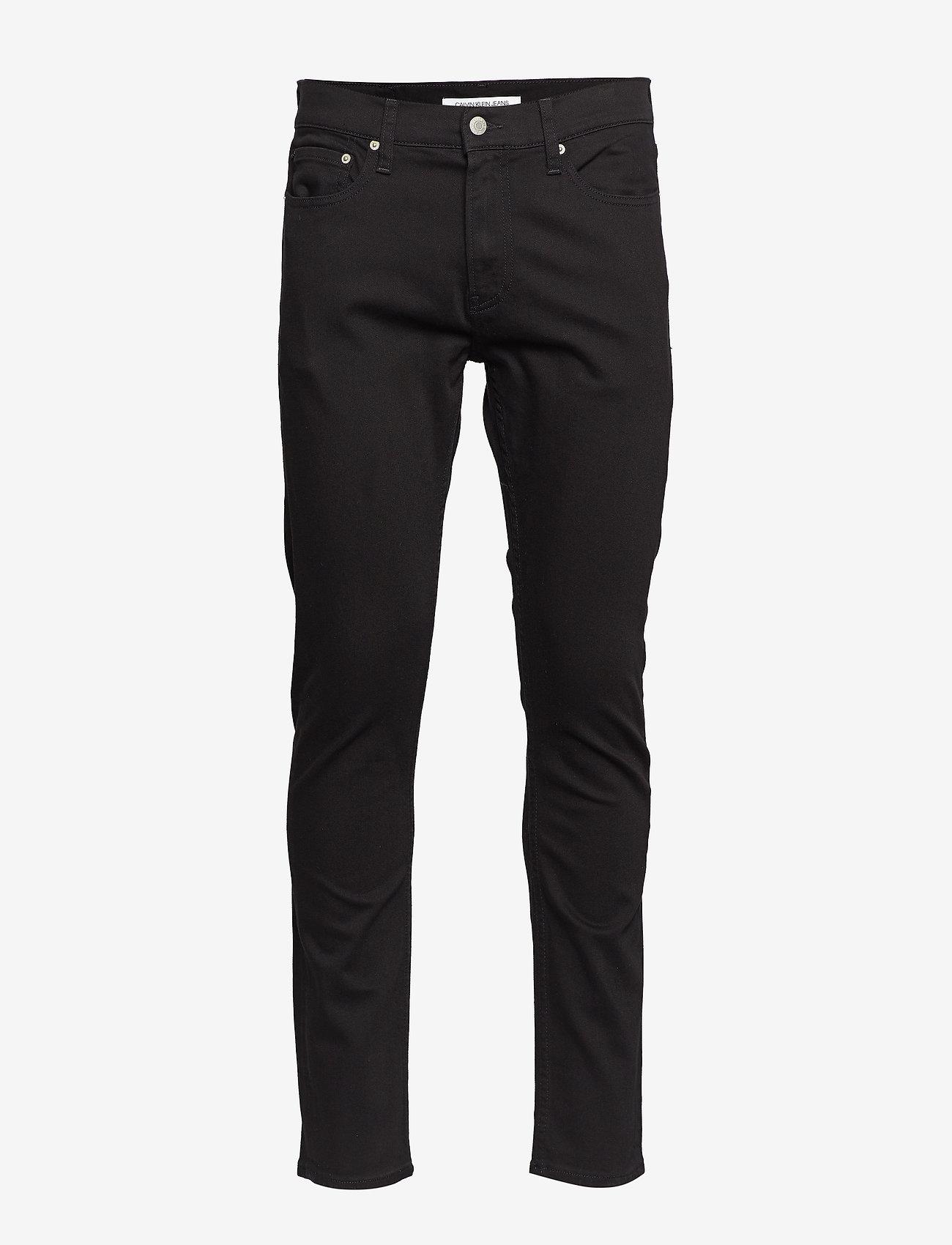 Calvin Klein Jeans - CKJ 026 SLIM - slim jeans - stay black - 0