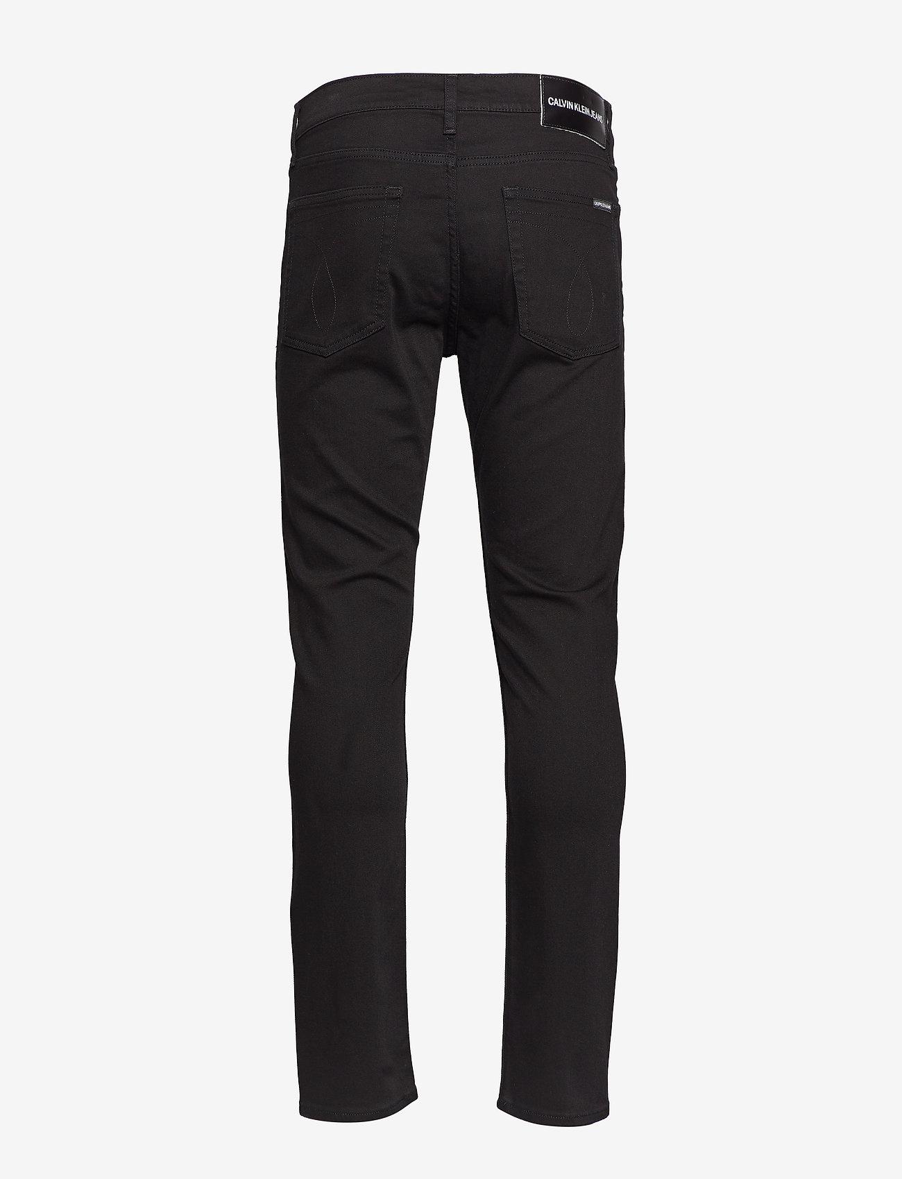 Calvin Klein Jeans - CKJ 026 SLIM - slim jeans - stay black