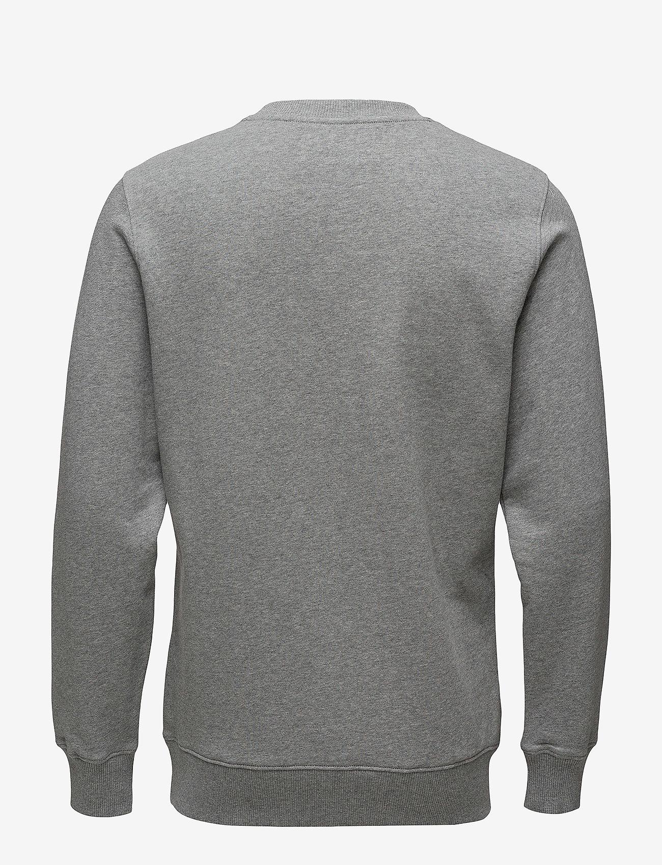 Calvin Klein Jeans - CORE INSTITUTIONAL L - svetarit - grey heather