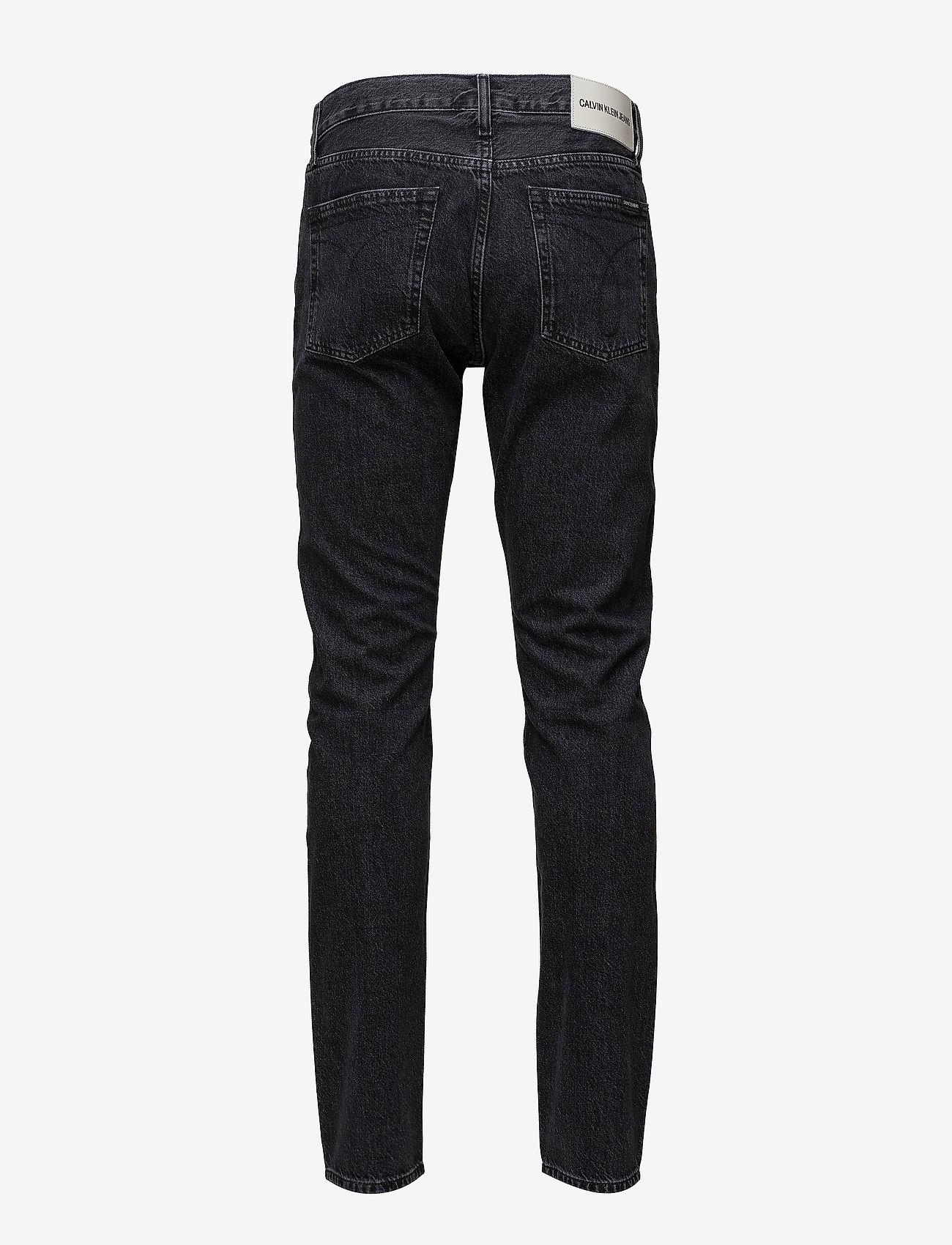 Calvin Klein Jeans - CKJ 026: Slim Patche - slim jeans - wolf black