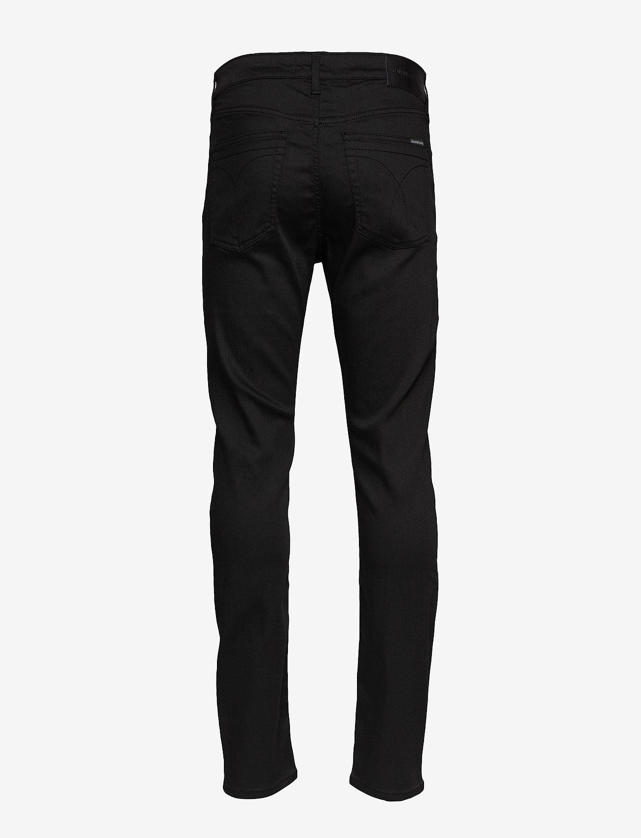 Calvin Klein Jeans - CKJ 058 SLIM TAPER - slim jeans - ca004 black - 1