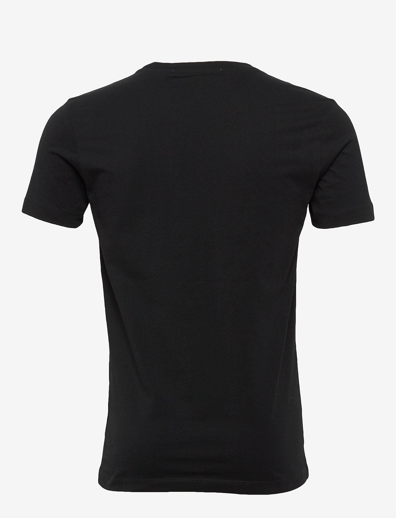 3d Monogram Slim Tee (Ck Black) (38.94 €) - Calvin Klein Jeans lFmvVPkn