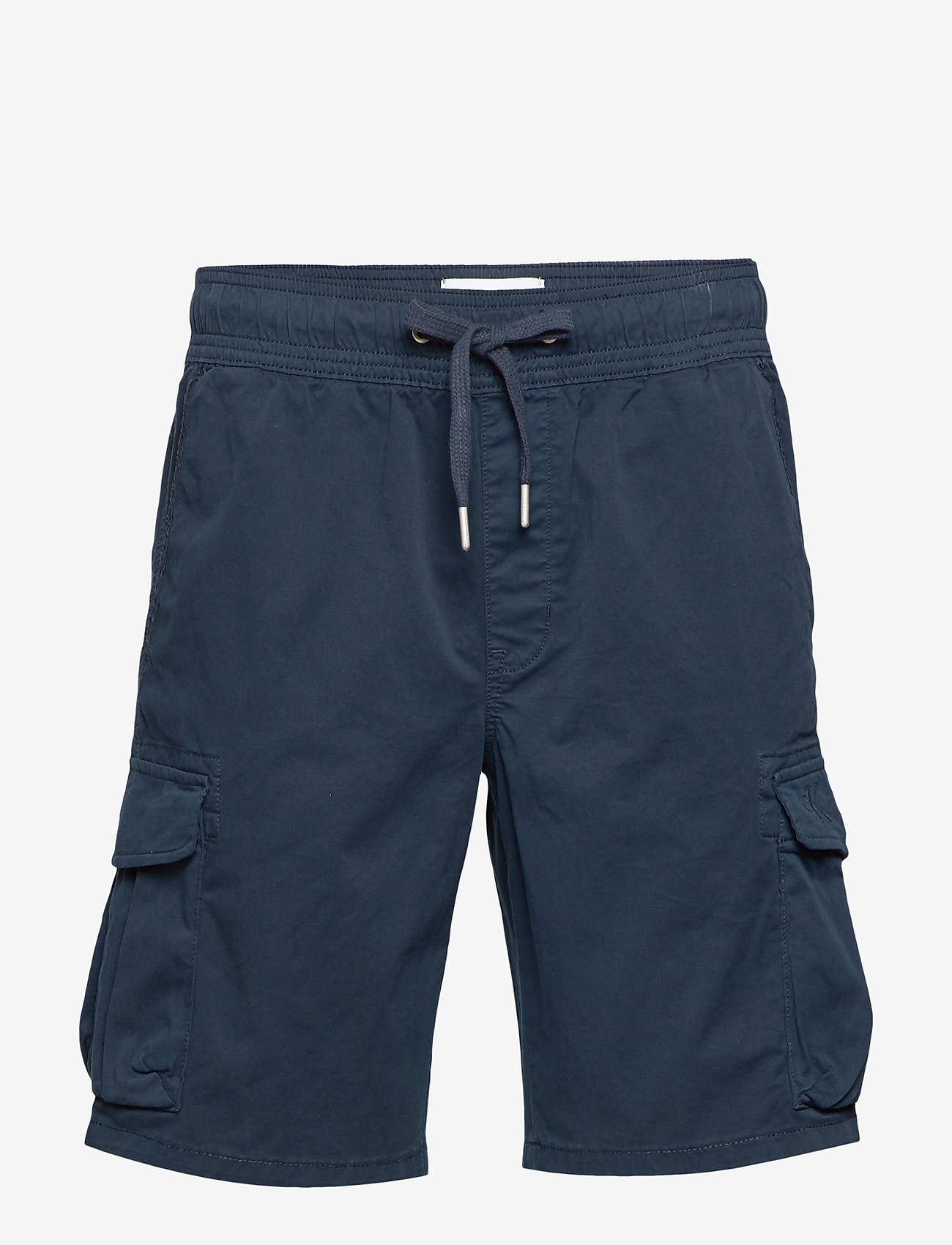 Calvin Klein Jeans - SIMPLE WASHED CARGO SHORT - cargo shorts - night sky - 0